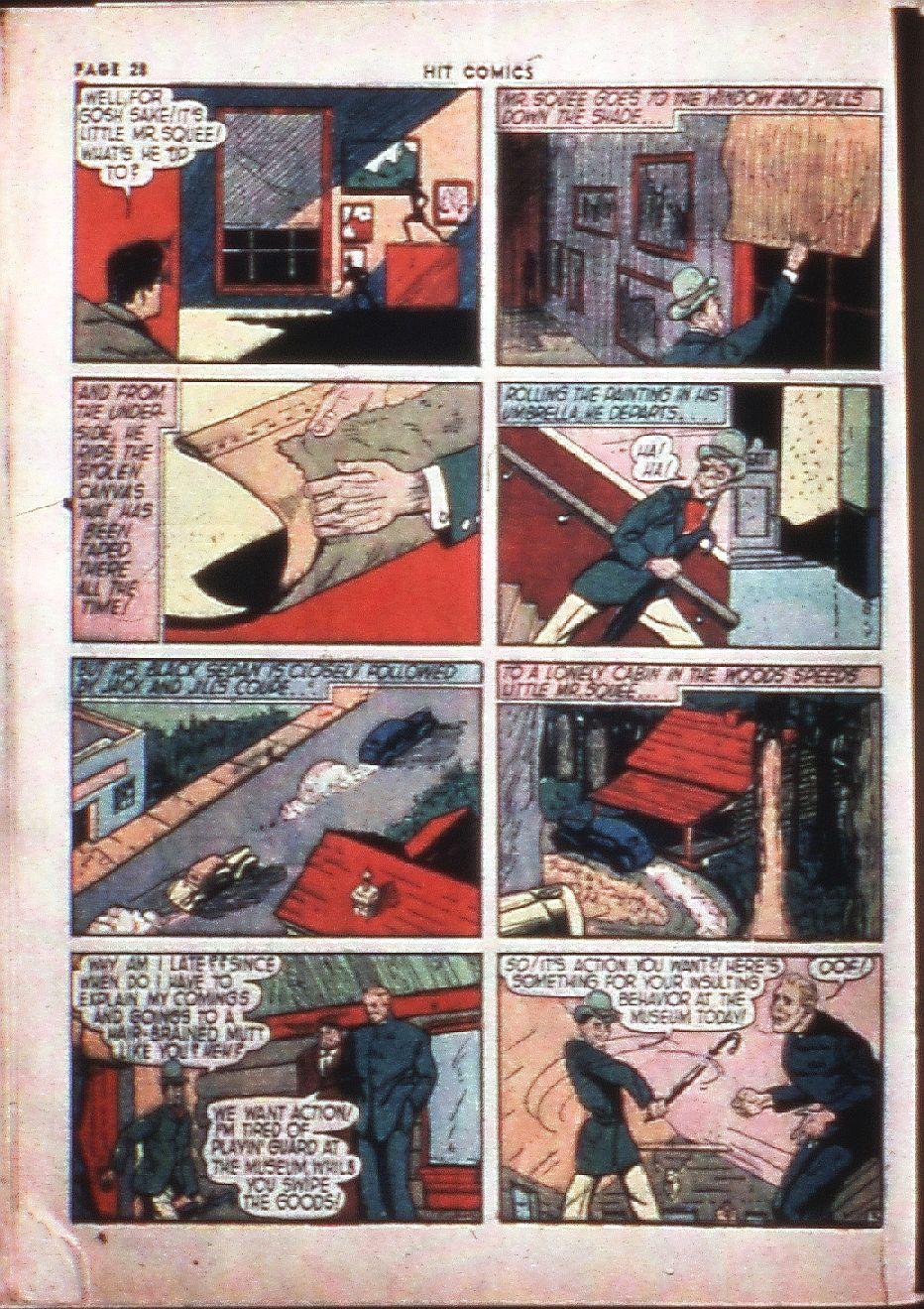 Read online Hit Comics comic -  Issue #4 - 30