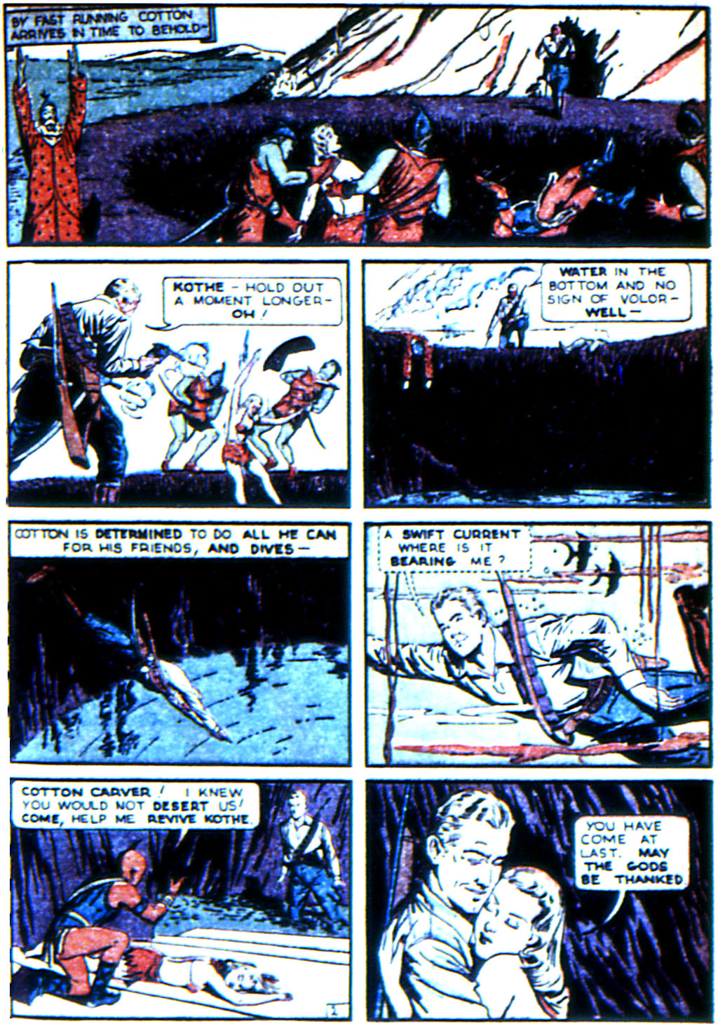 Read online Adventure Comics (1938) comic -  Issue #42 - 61