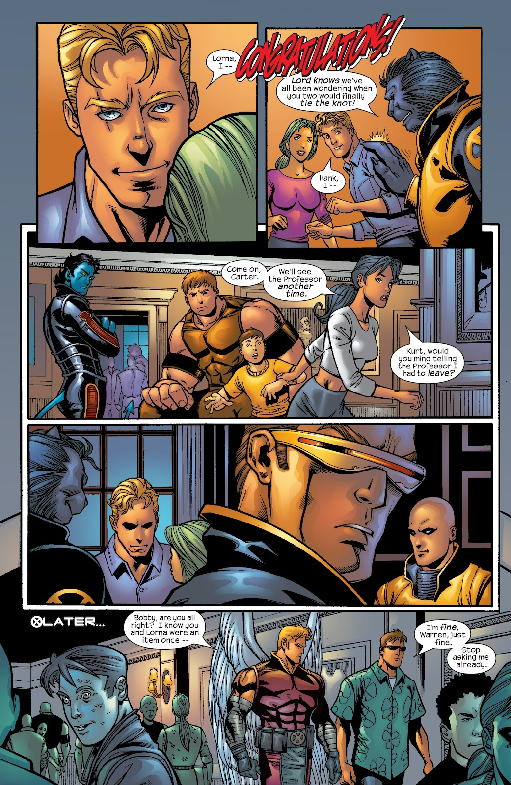 Read online X-Men: Unstoppable comic -  Issue # TPB (Part 4) - 20
