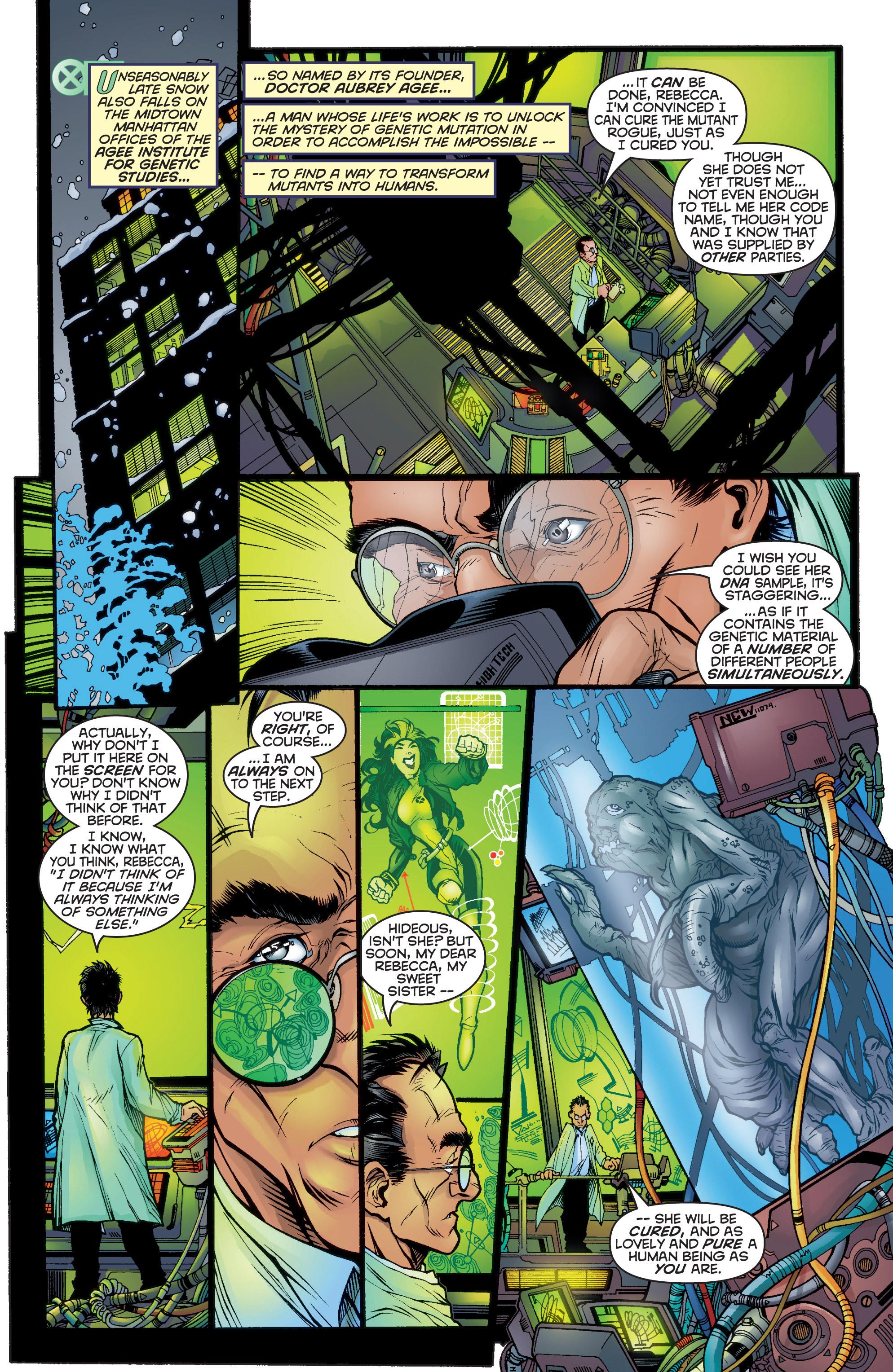 Read online Uncanny X-Men (1963) comic -  Issue #357 - 10
