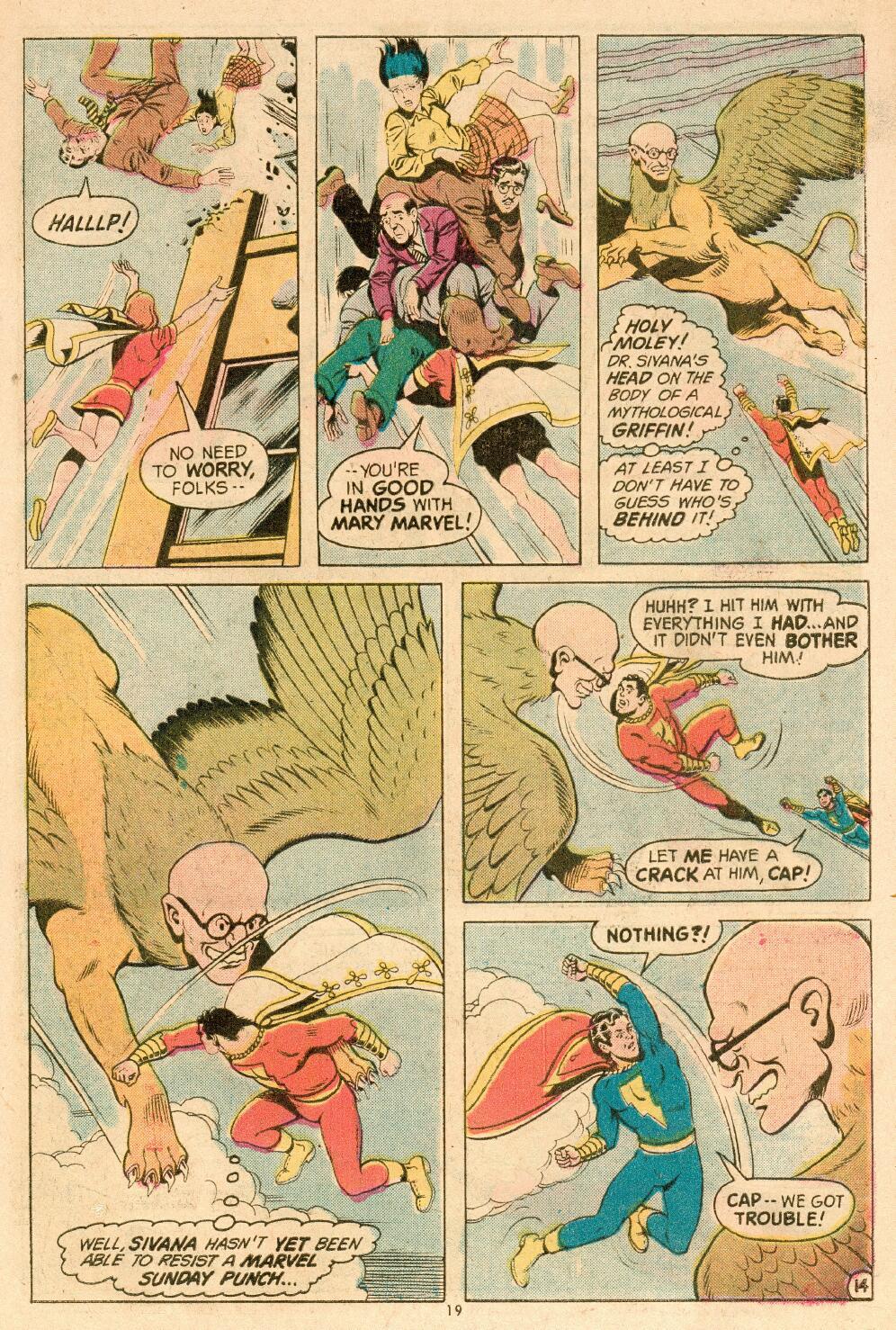 Read online Shazam! (1973) comic -  Issue #14 - 16
