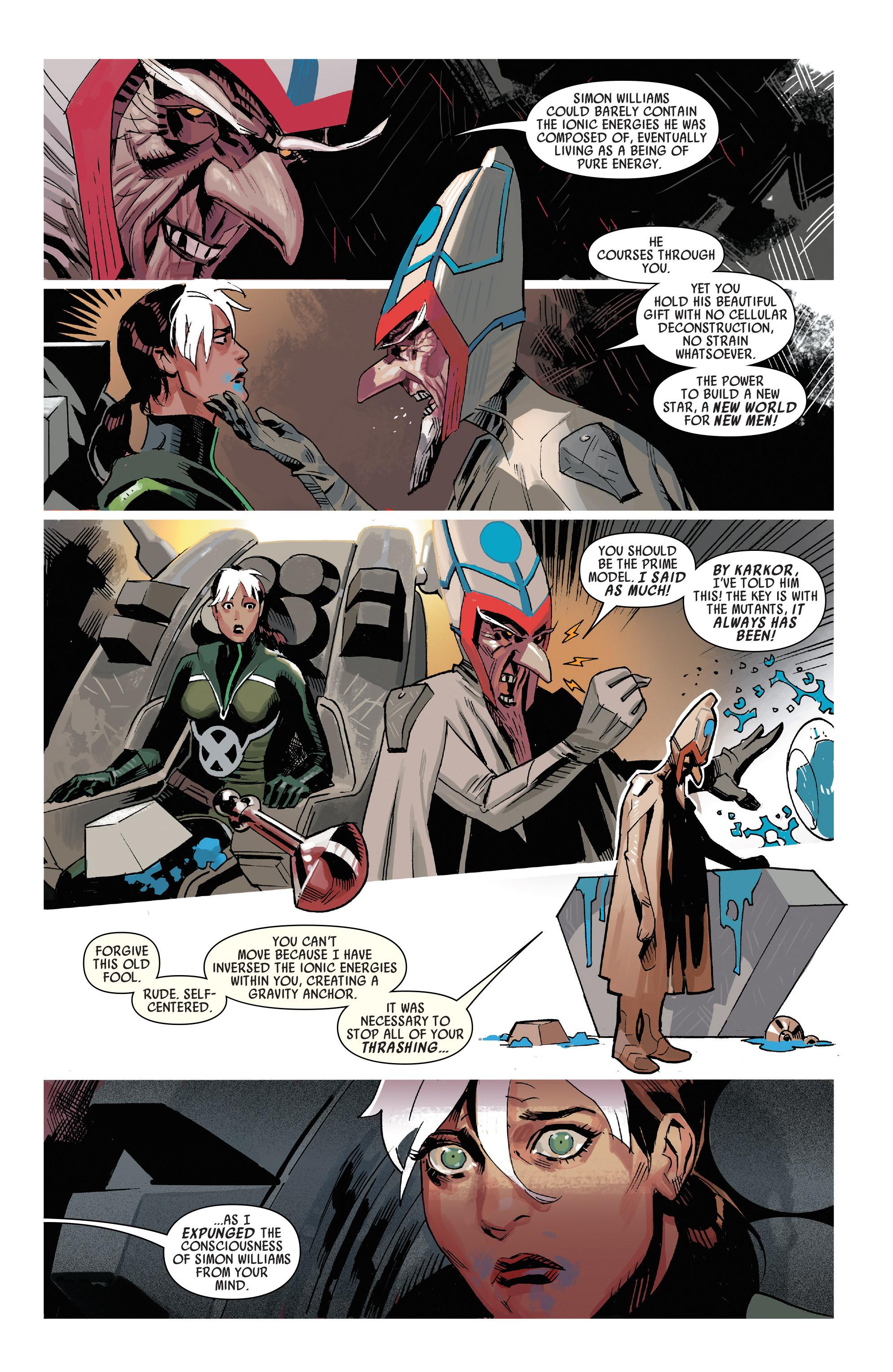Read online Uncanny Avengers [I] comic -  Issue #1 - 18