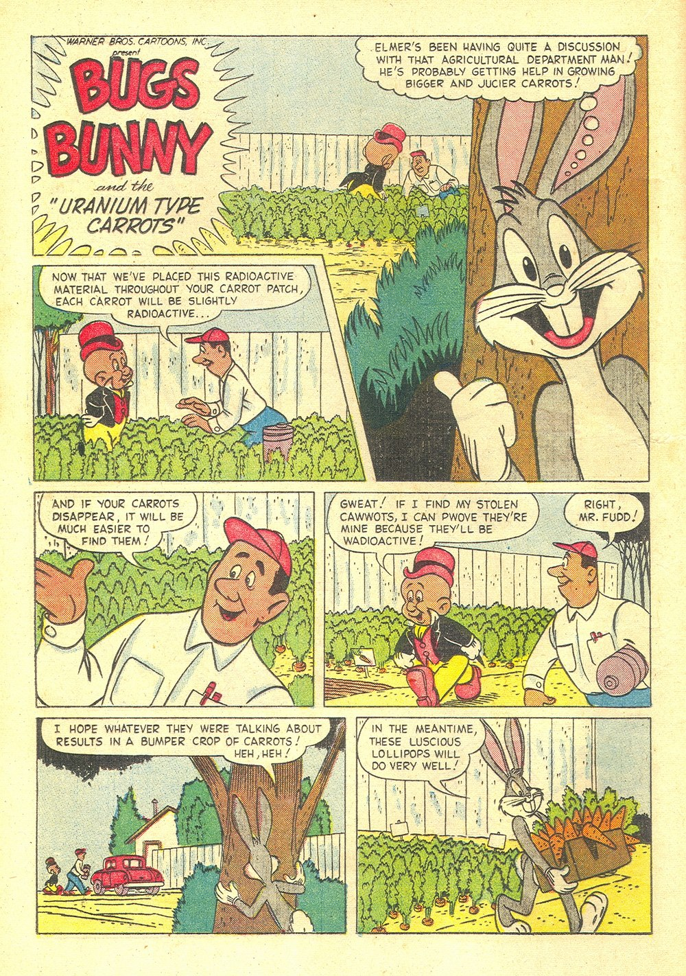 Bugs Bunny (1952) issue 45 - Page 20