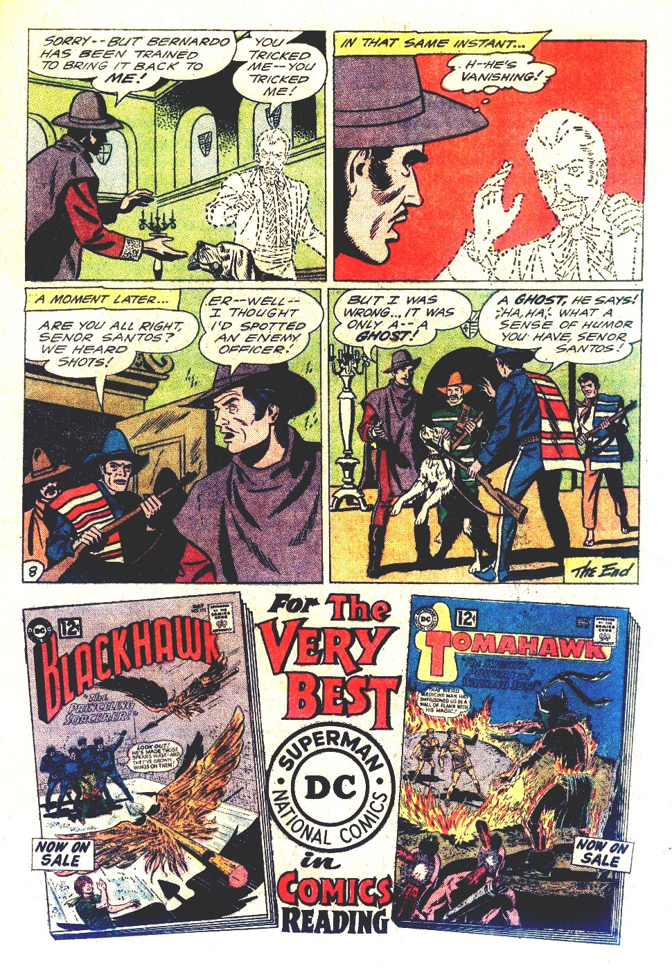 My Greatest Adventure (1955) issue 67 - Page 21