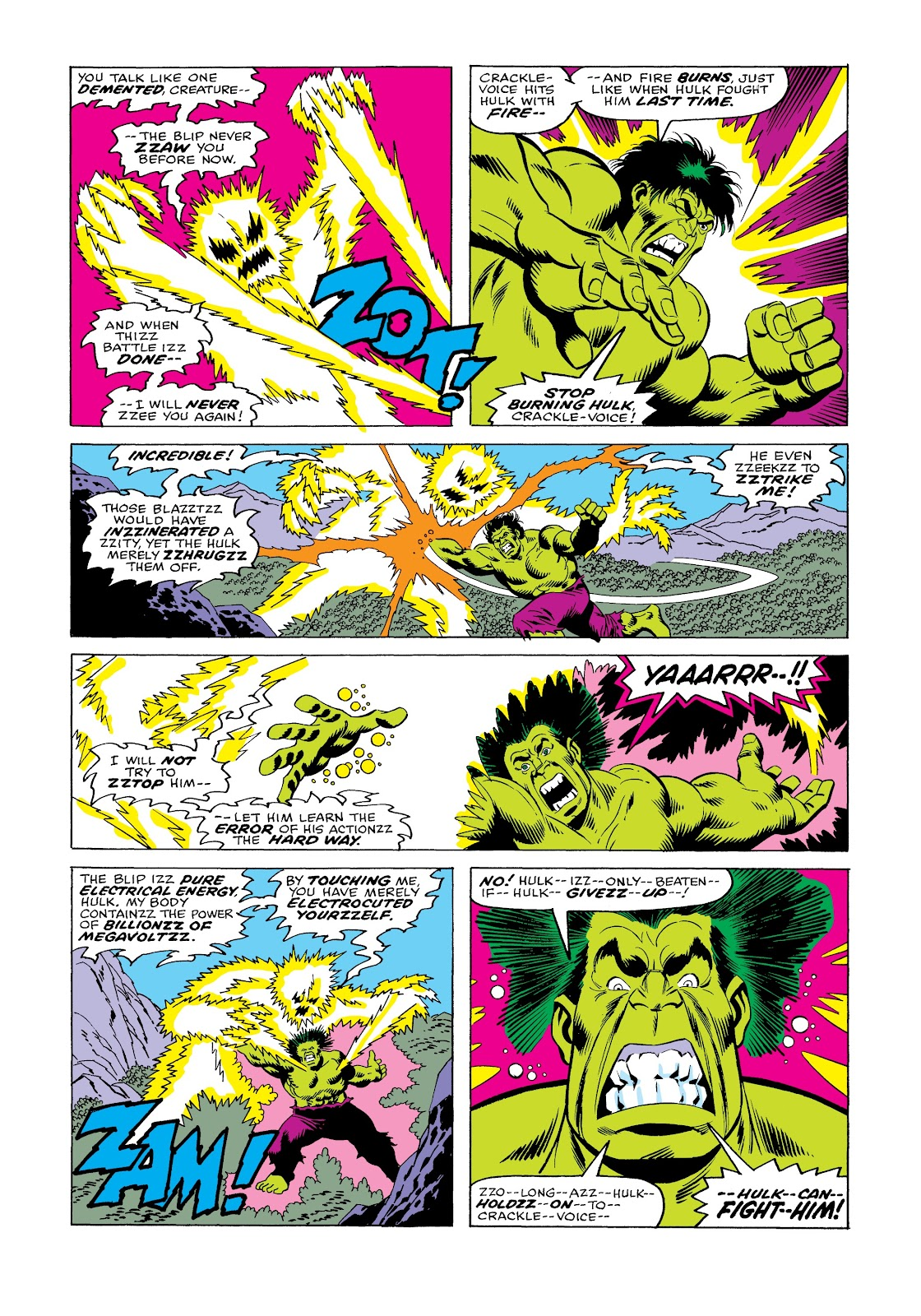 Read online Marvel Masterworks: The Incredible Hulk comic -  Issue # TPB 12 (Part 1) - 73