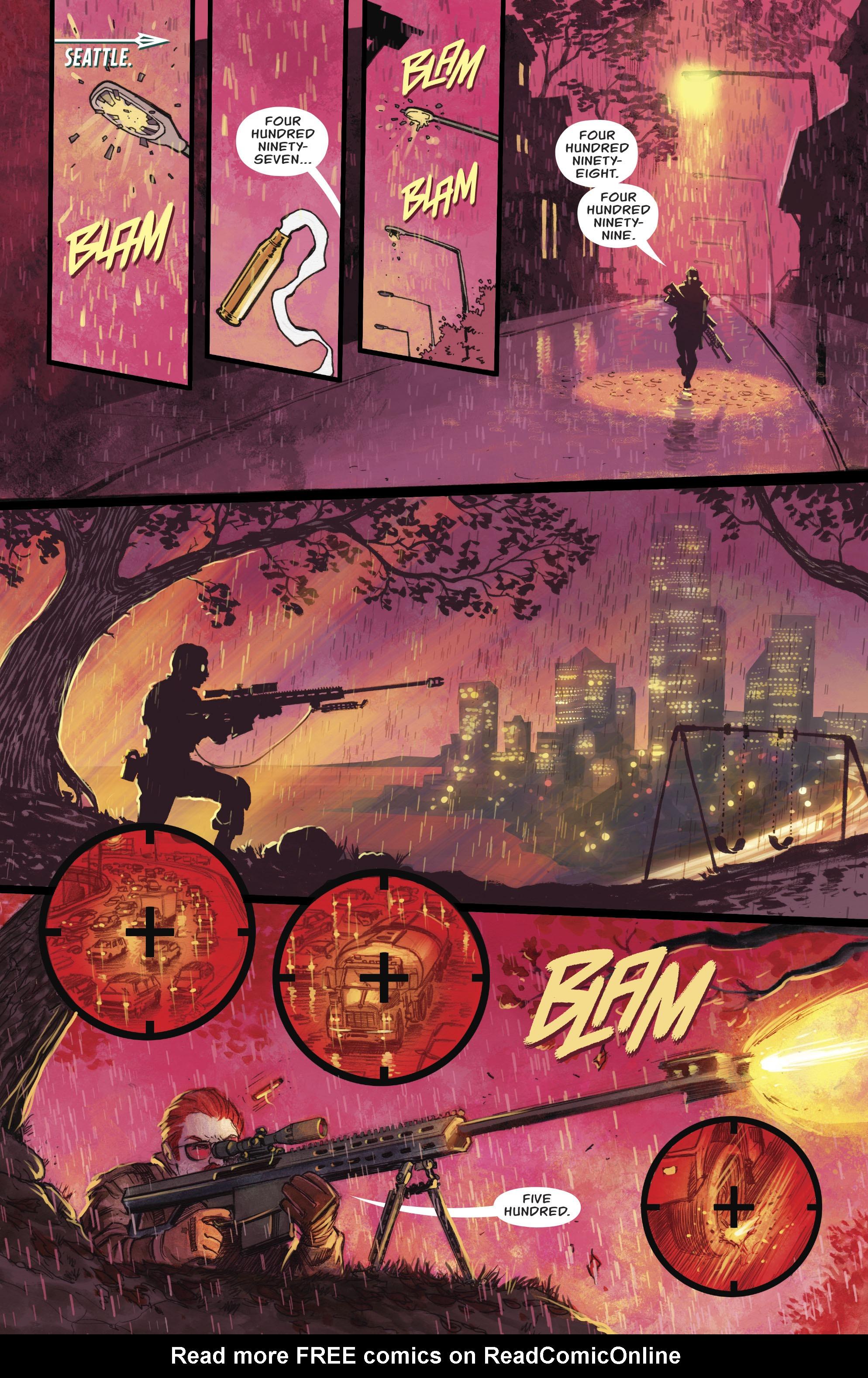 Read online Green Arrow (2016) comic -  Issue #22 - 8