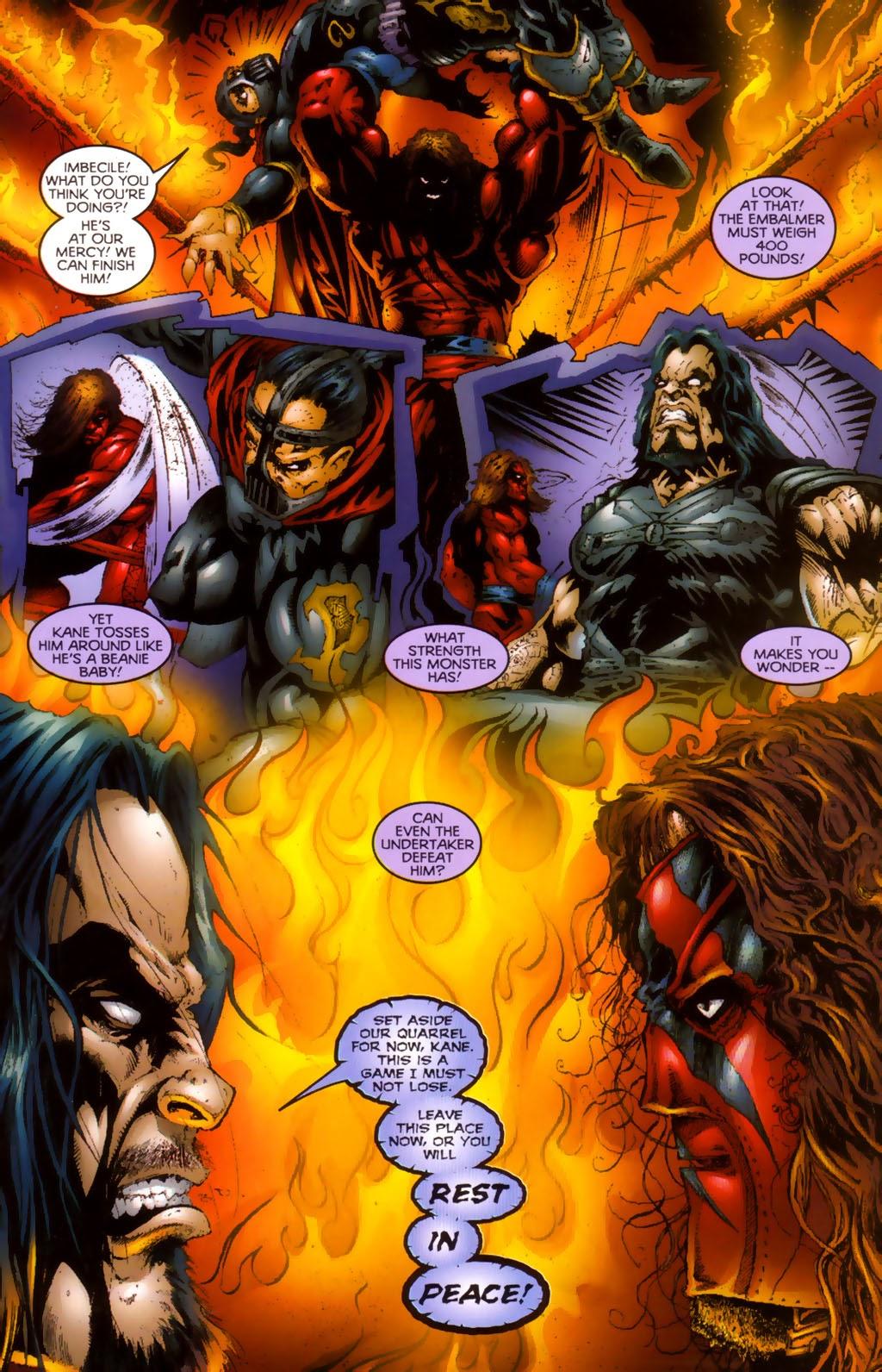 Read online Undertaker (1999) comic -  Issue #0.5 - 8