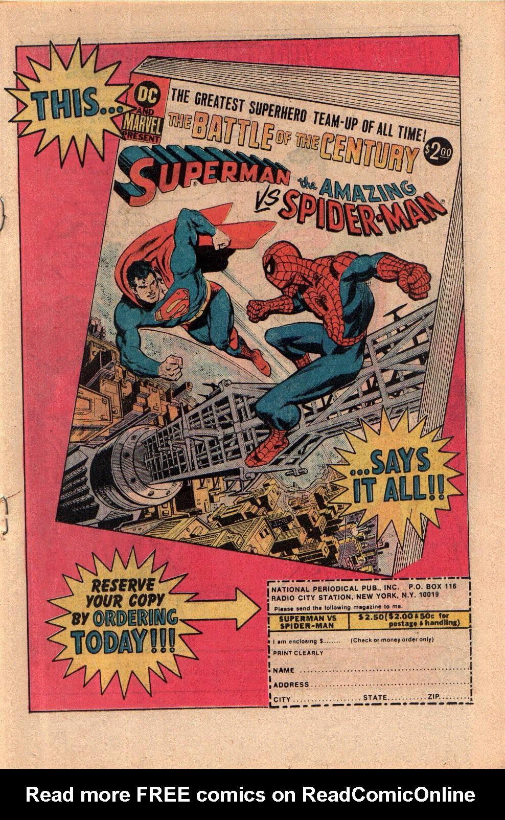 Read online Shazam! (1973) comic -  Issue #23 - 19