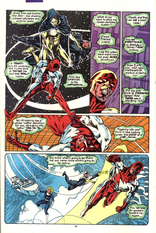 Read online Alpha Flight (1983) comic -  Issue #93 - 14