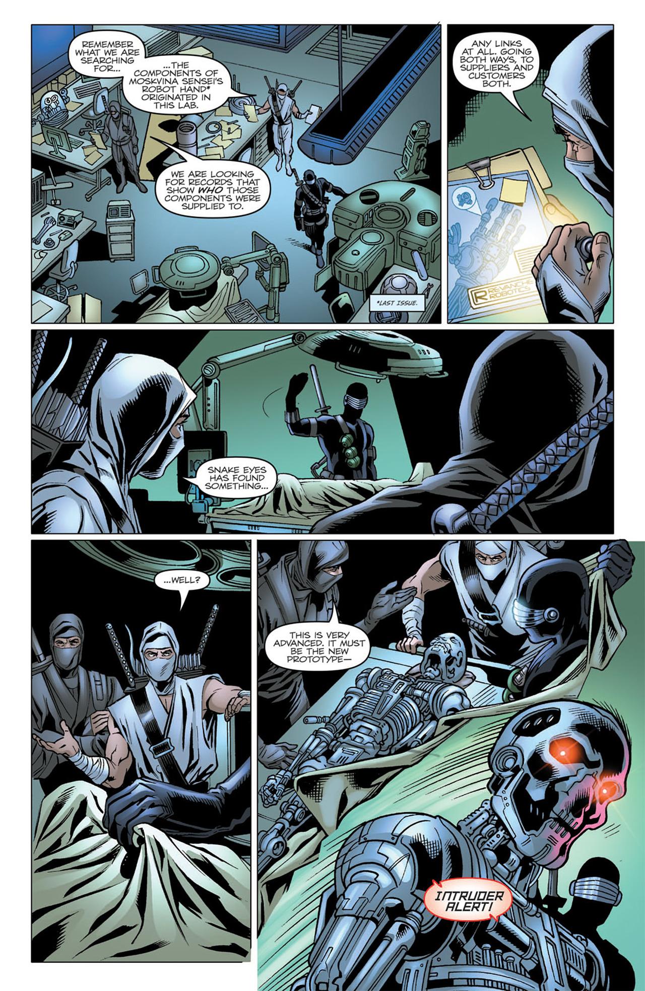G.I. Joe: A Real American Hero 174 Page 14