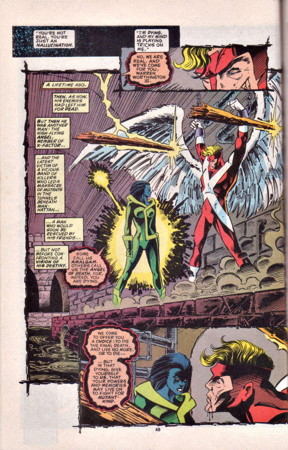 Read online Uncanny X-Men (1963) comic -  Issue # _Annual 16 - 40