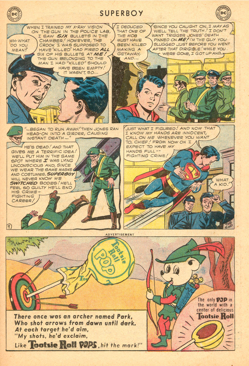 Superboy (1949) issue 72 - Page 20