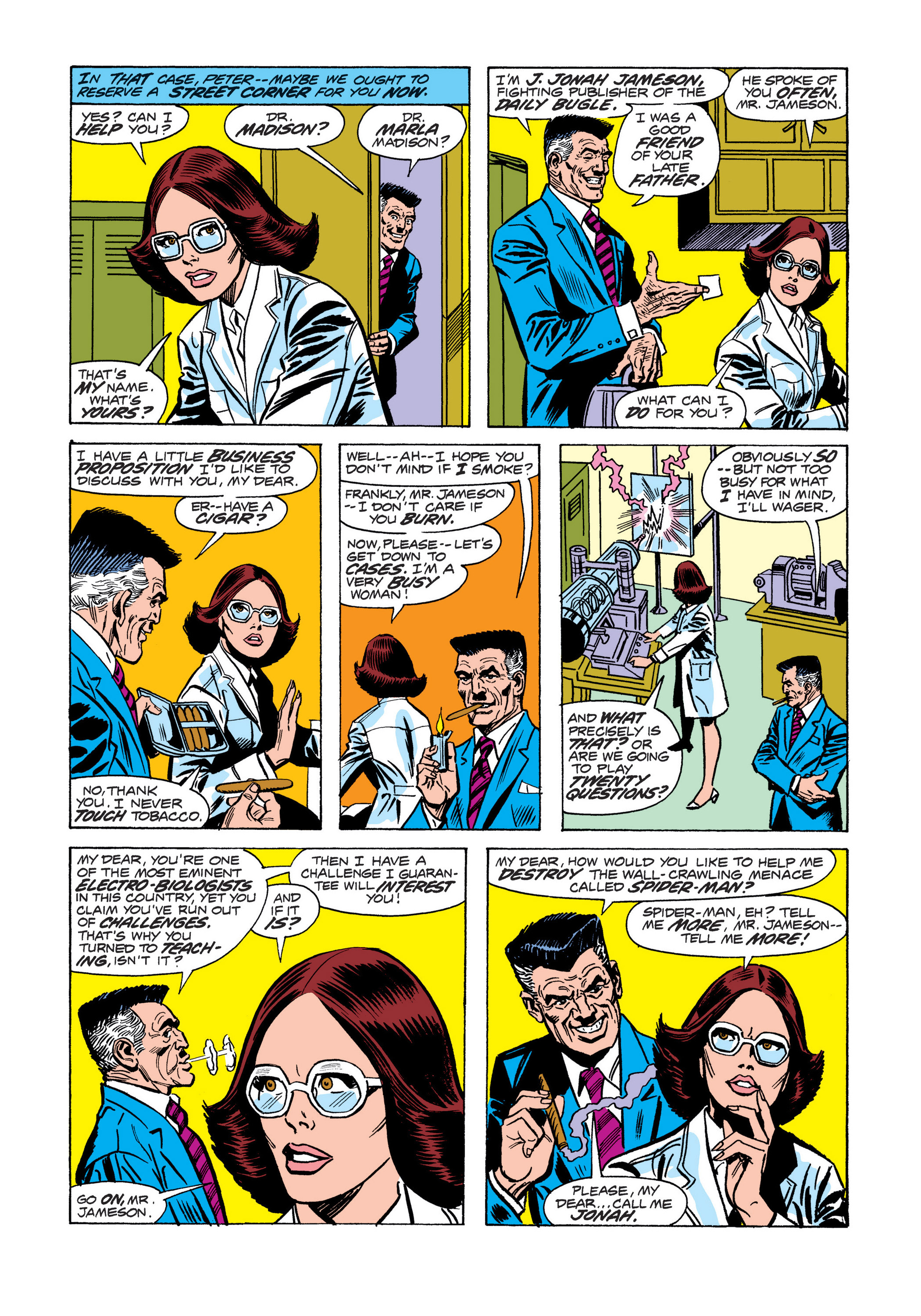 The Amazing Spider-Man (1963) 162 Page 7