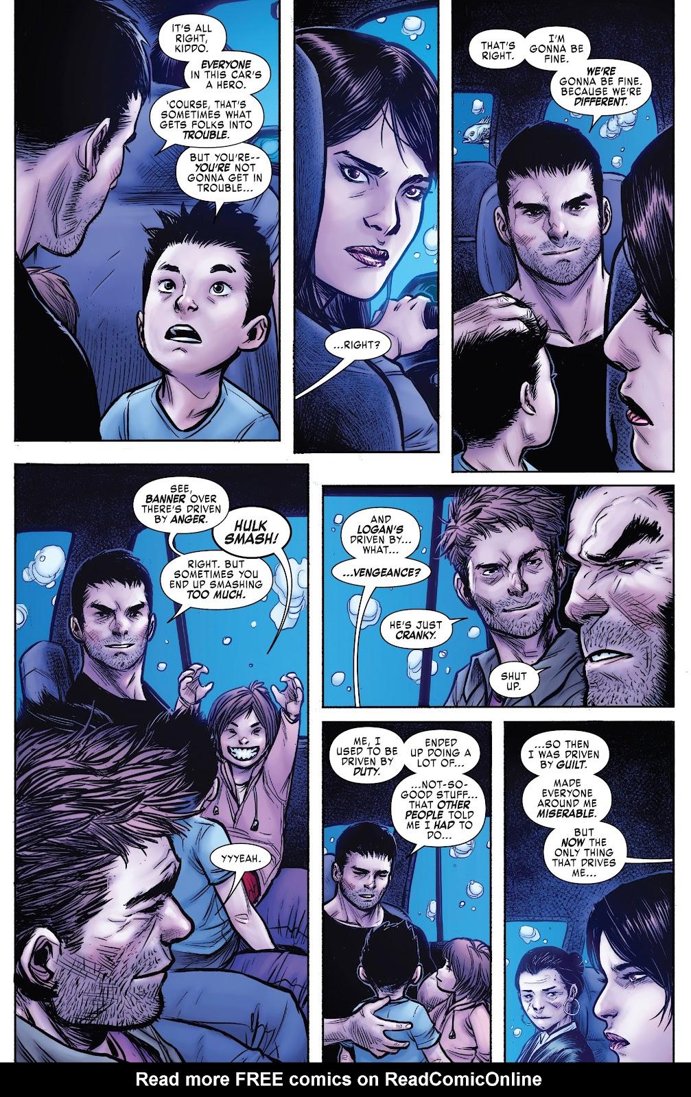 Read online Hulkverines comic -  Issue #3 - 5