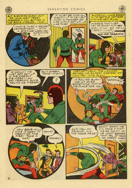 Read online Sensation (Mystery) Comics comic -  Issue #39 - 32