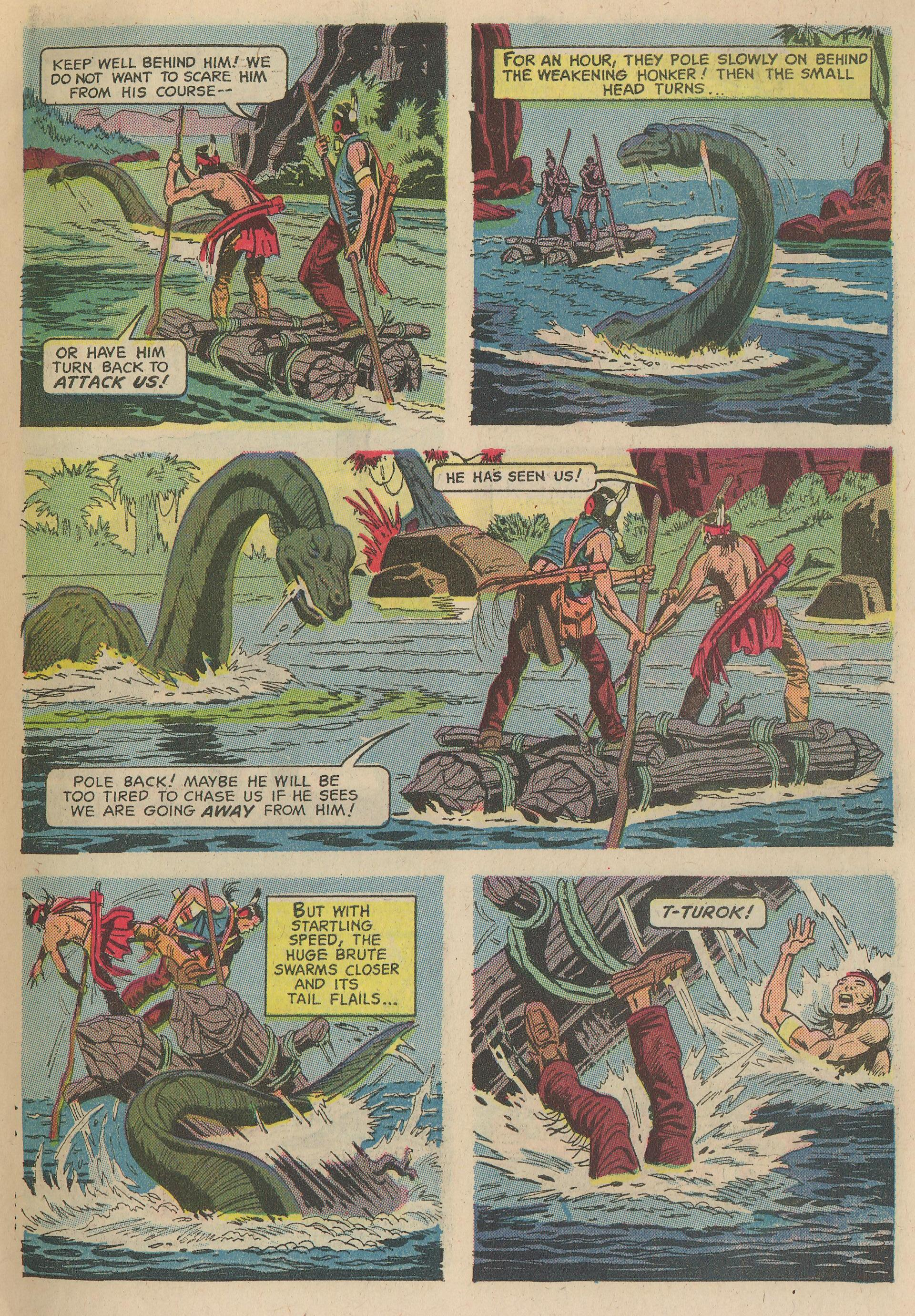 Read online Turok, Son of Stone comic -  Issue #65 - 7