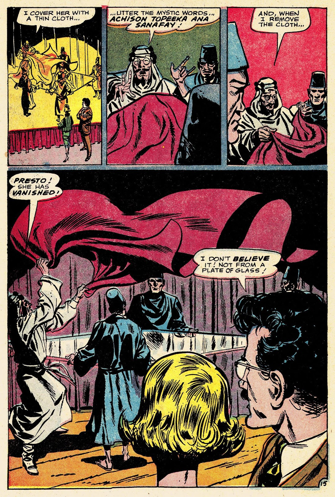 Secret Six (1968) issue 2 - Page 20