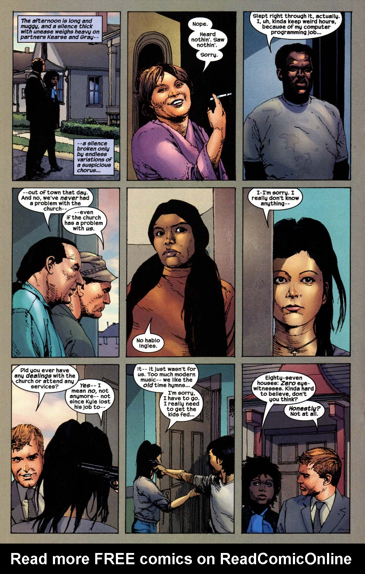 Read online X-Factor (2000) comic -  Issue #3 - 13
