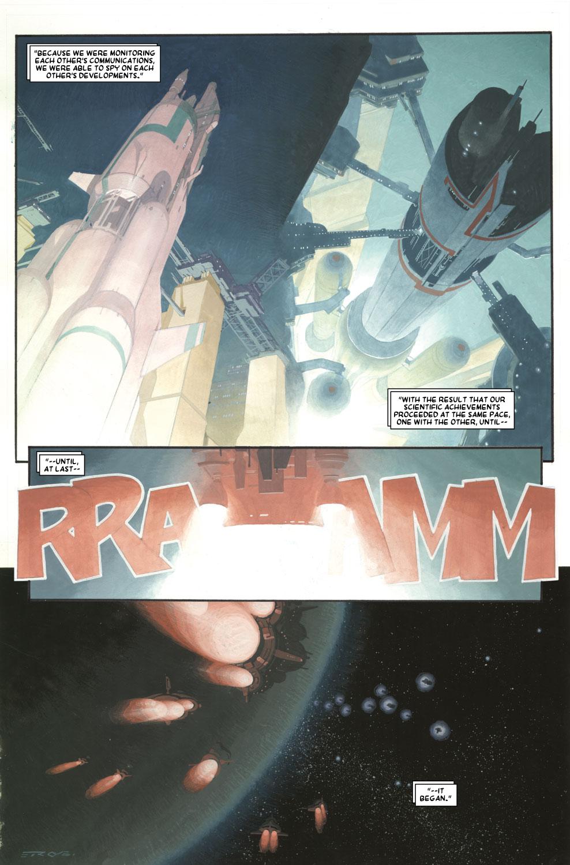 Read online Silver Surfer: Requiem comic -  Issue #3 - 16