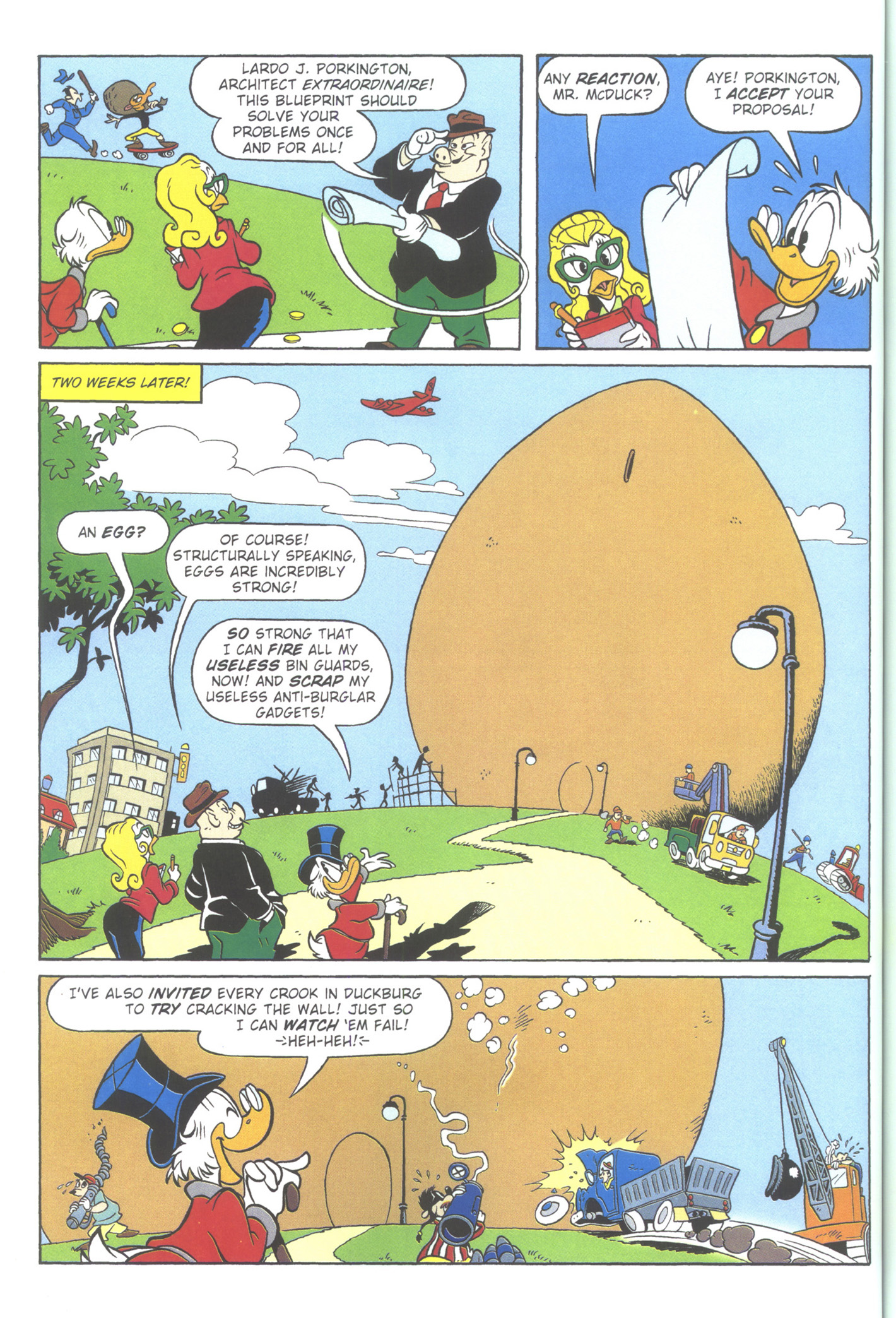 Read online Uncle Scrooge (1953) comic -  Issue #364 - 54