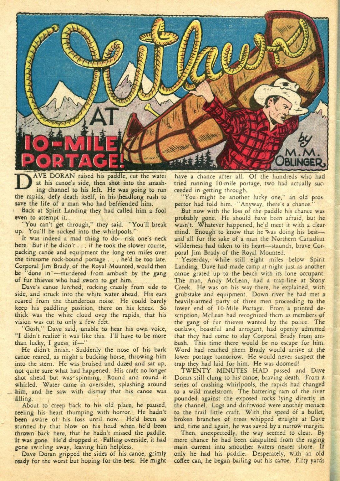 Read online Famous Funnies comic -  Issue #92 - 60