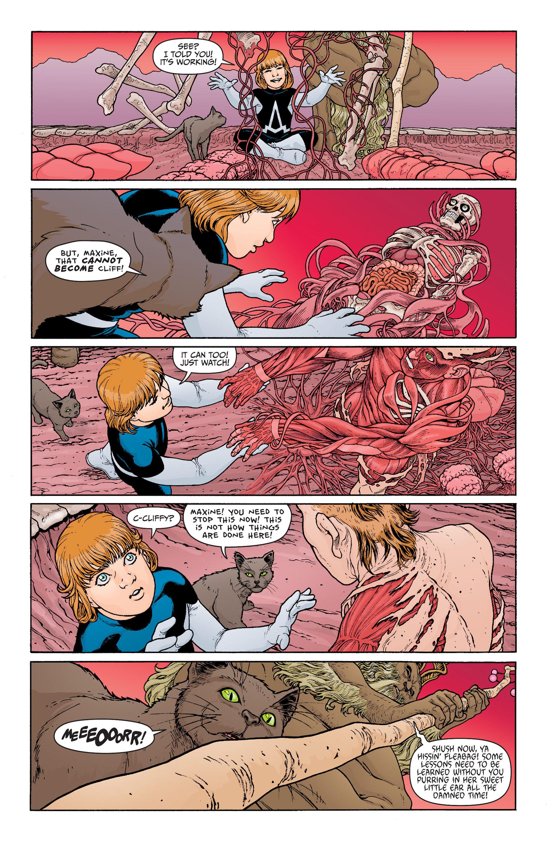 Read online Animal Man (2011) comic -  Issue #22 - 9