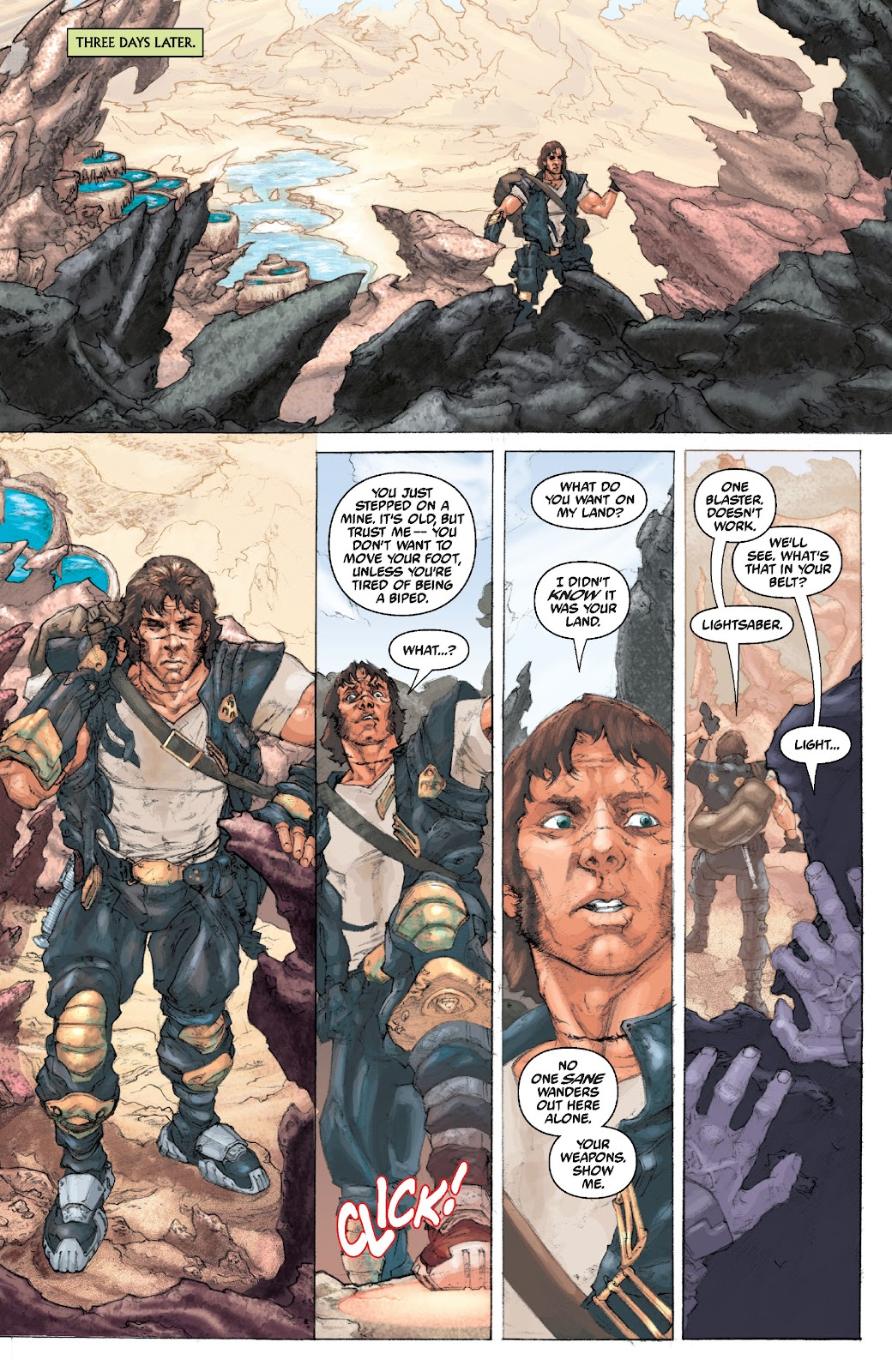 Read online Star Wars Legends Epic Collection: The Menace Revealed comic -  Issue # TPB (Part 5) - 32