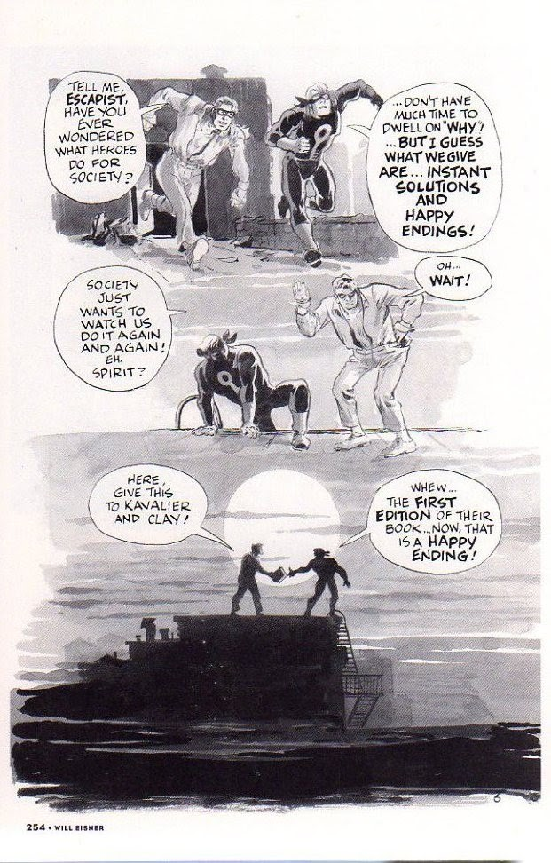 Read online Will Eisner's The Spirit Archives comic -  Issue # TPB 26 (Part 3) - 61