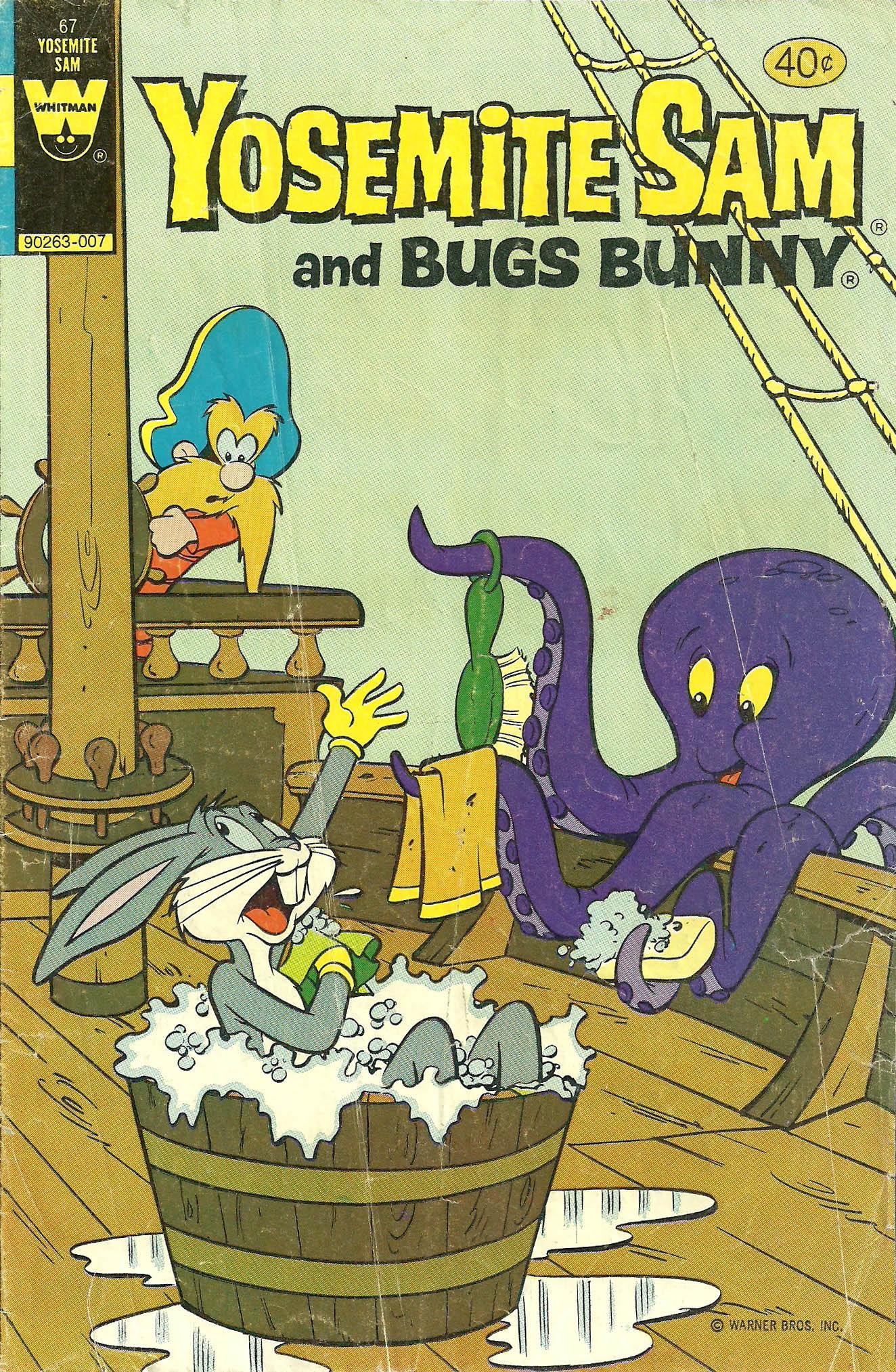 Yosemite Sam and Bugs Bunny 67 Page 1