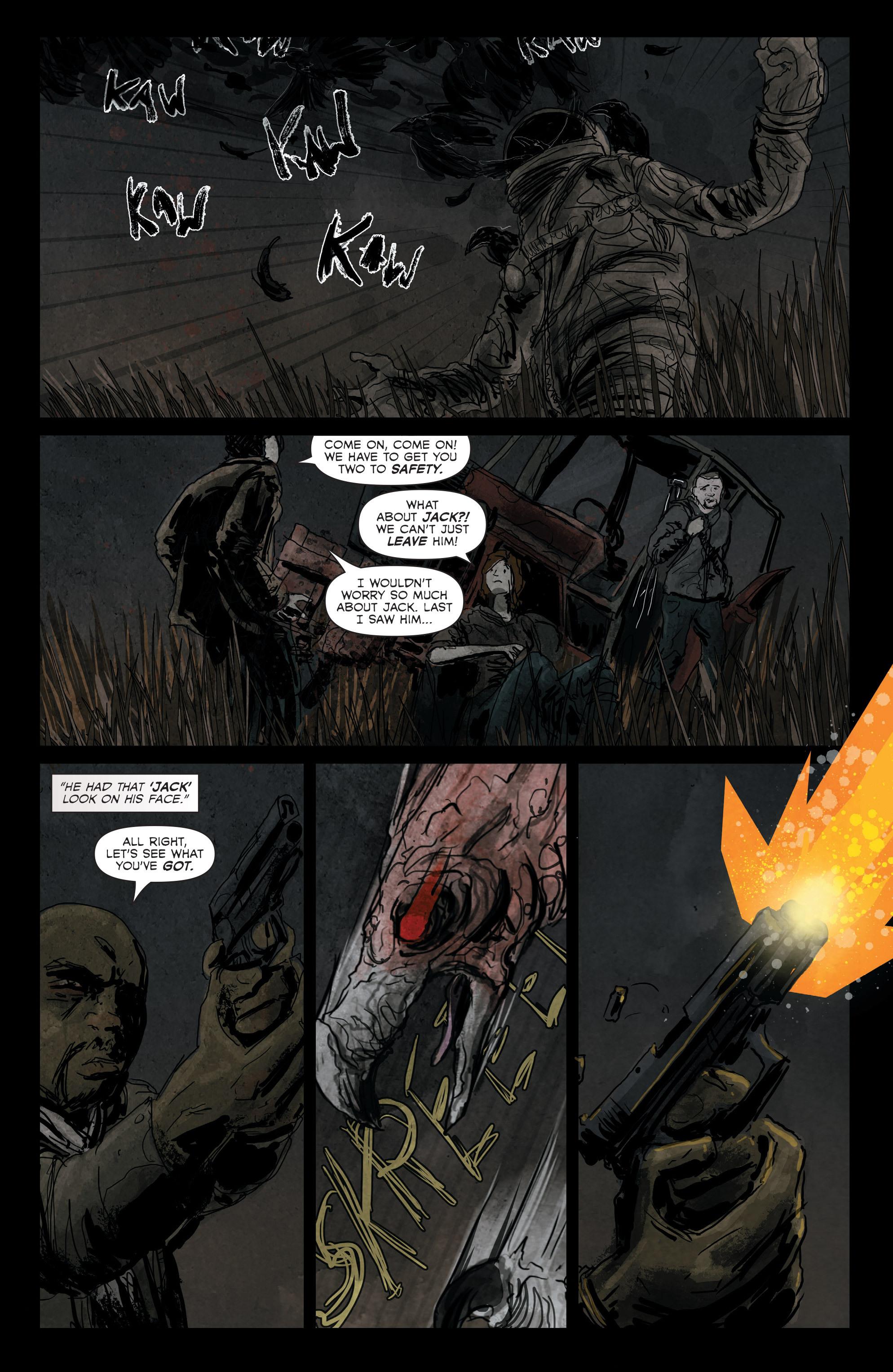 Read online Hoax Hunters (2012) comic -  Issue # TPB 3 - 31