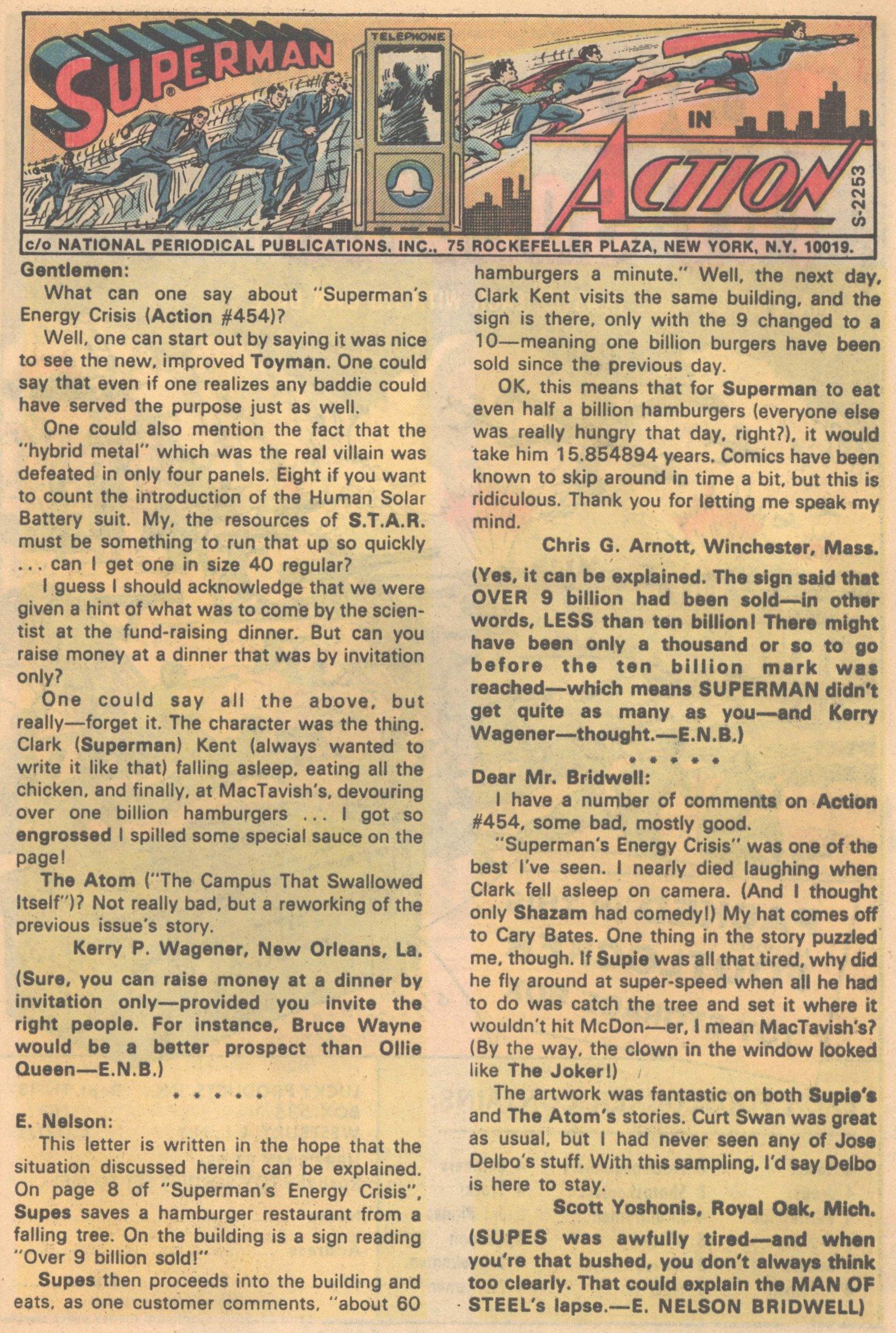 Action Comics (1938) 458 Page 32