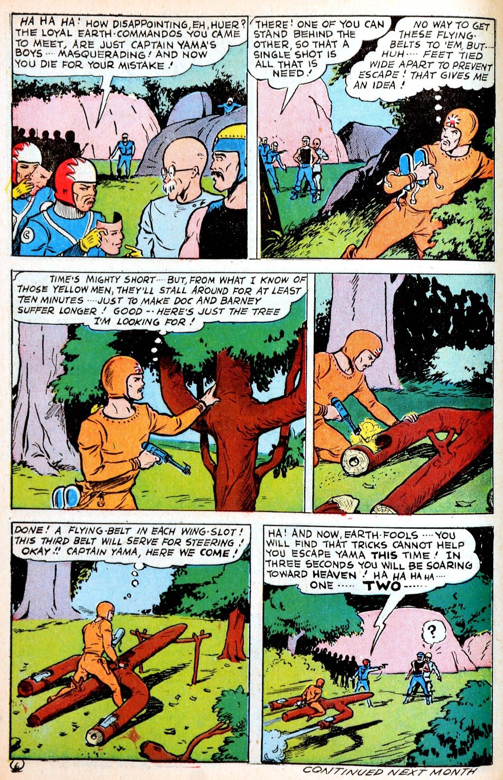 Read online Famous Funnies comic -  Issue #120 - 10