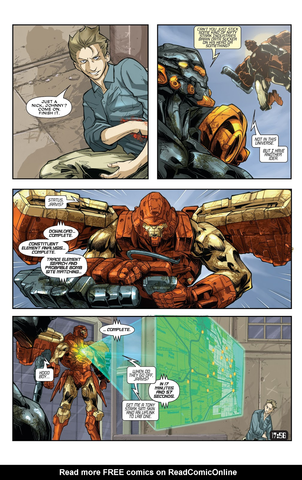 Iron Man: House of M Issue #3 #3 - English 5