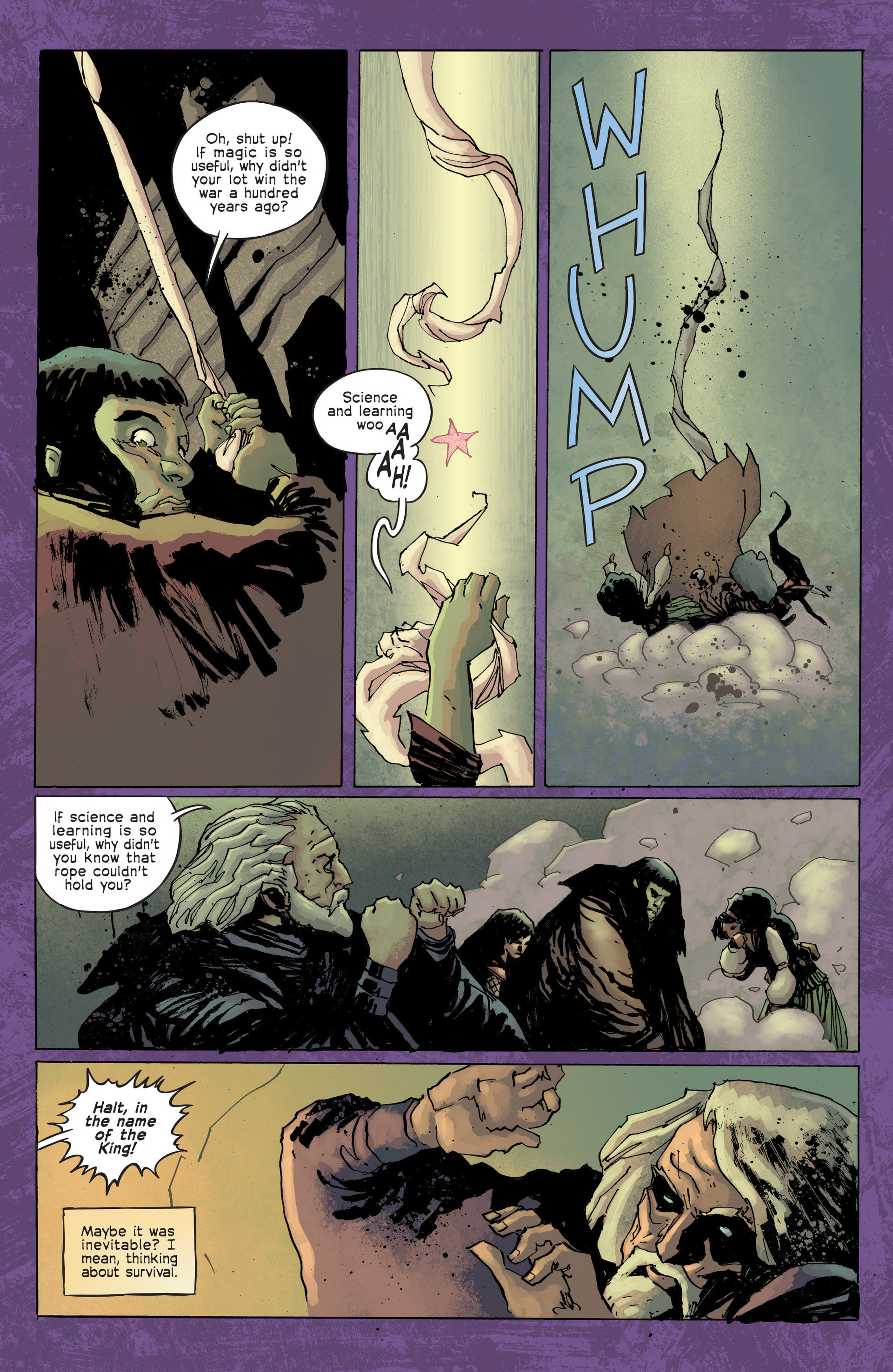 Read online Umbral comic -  Issue #6 - 7