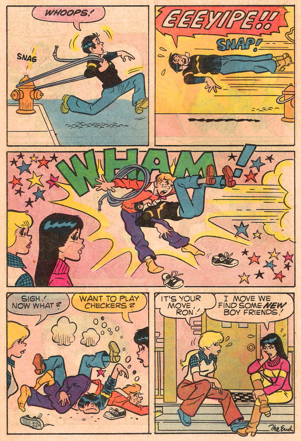 Read online Archie's Girls Betty and Veronica comic -  Issue #265 - 18