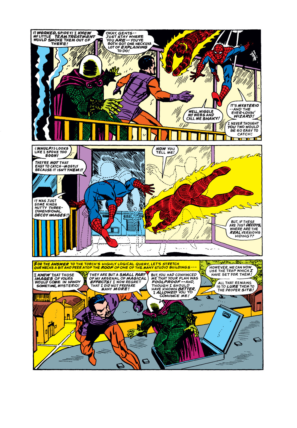 The Amazing Spider-Man (1963) _Annual_4 Page 28