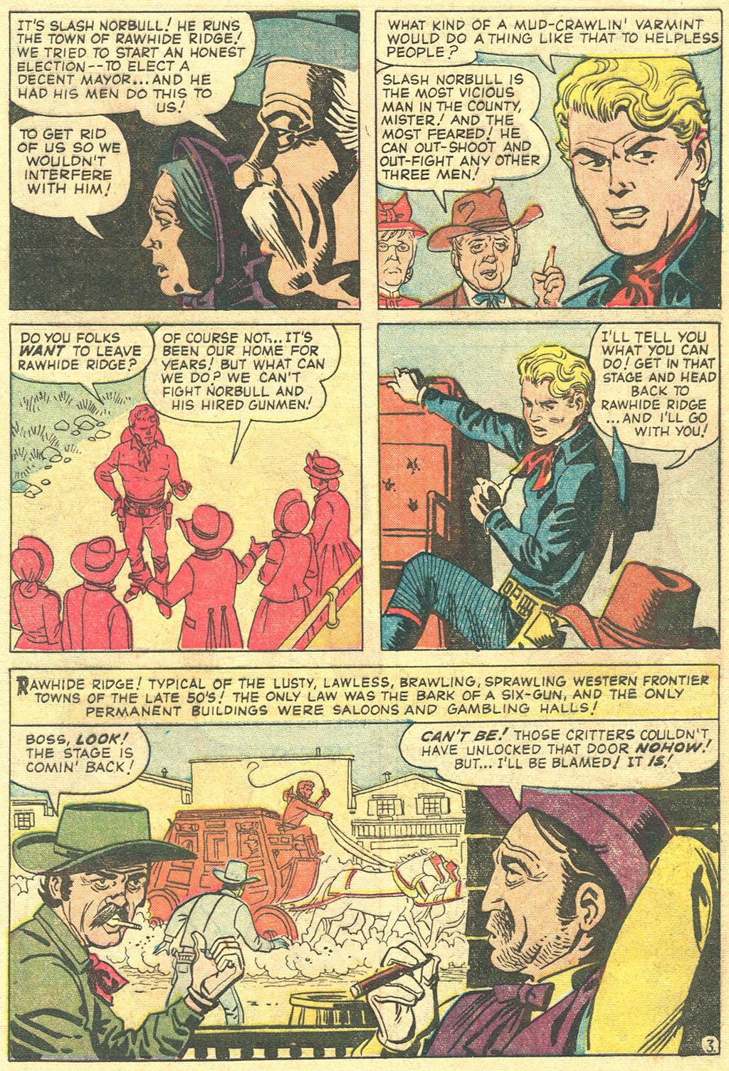Read online Two-Gun Kid comic -  Issue #44 - 5