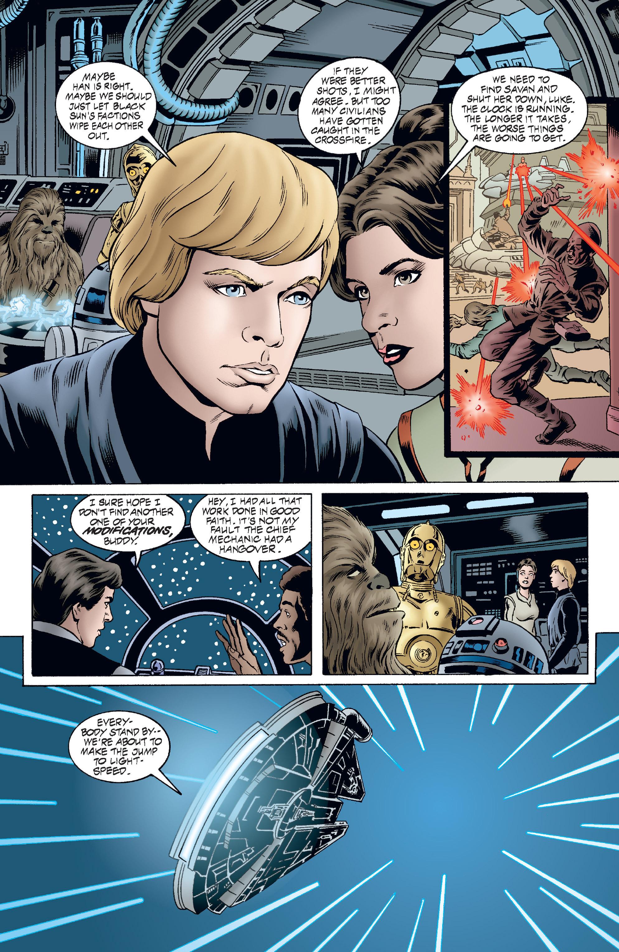 Read online Star Wars Omnibus comic -  Issue # Vol. 11 - 377
