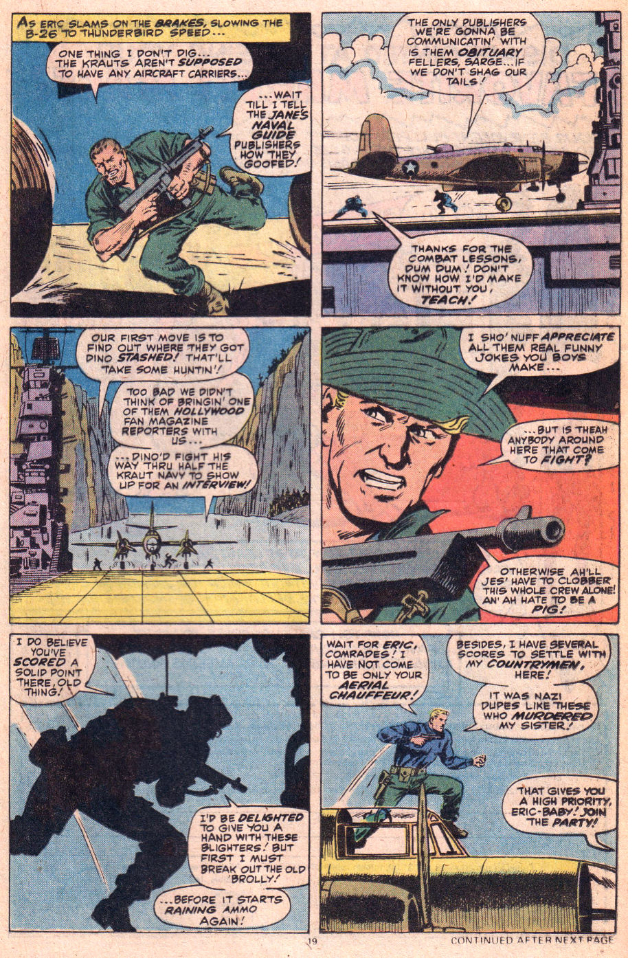 Read online Sgt. Fury comic -  Issue #153 - 20