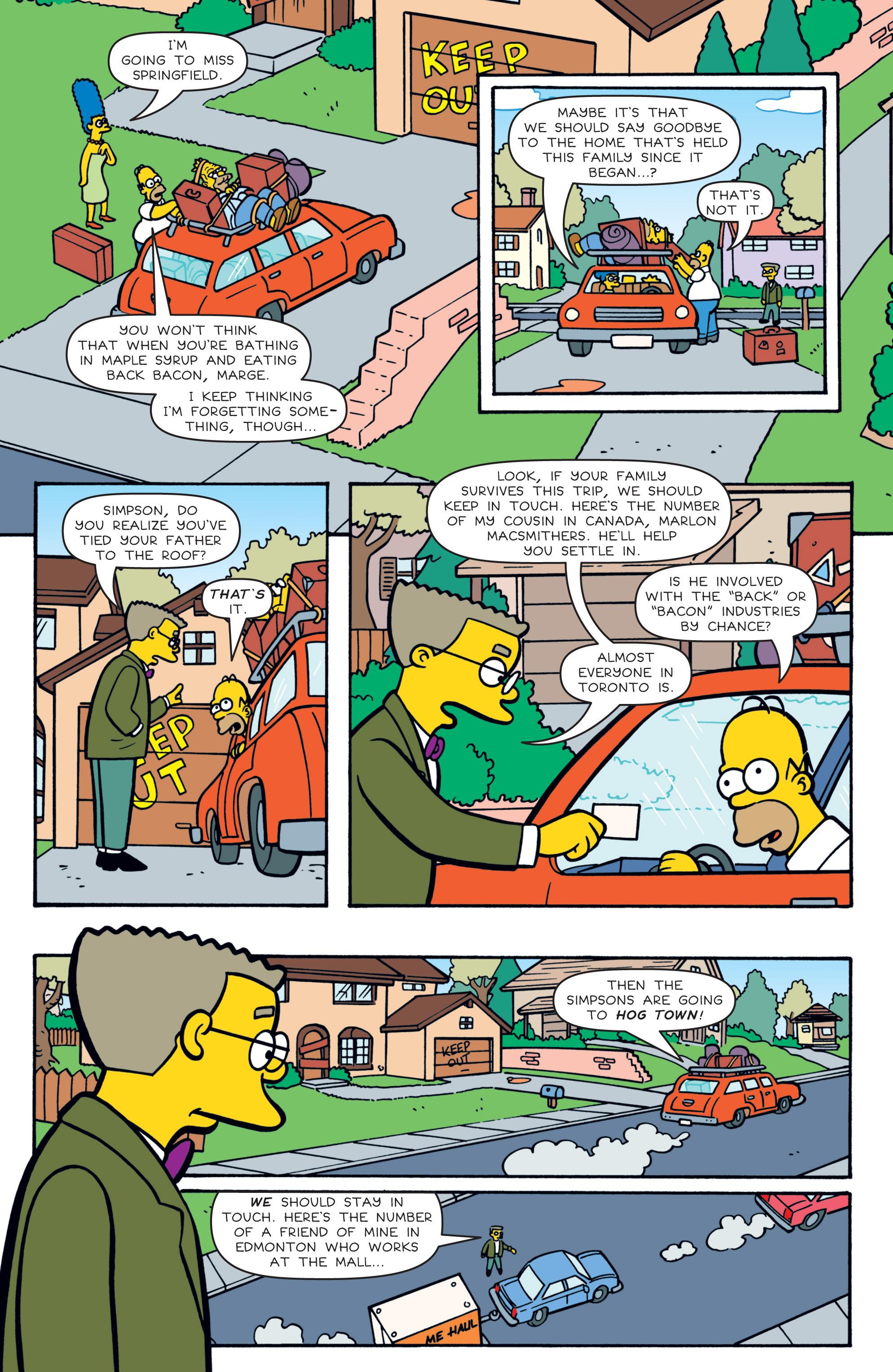 Read online Simpsons Comics comic -  Issue #180 - 8