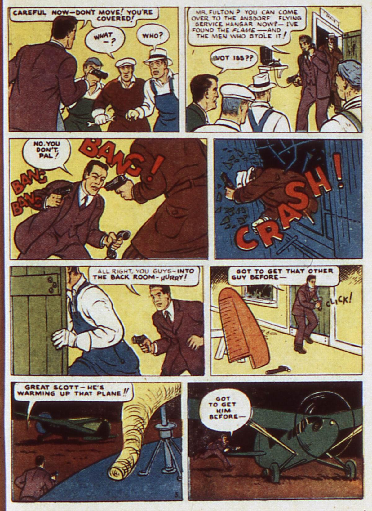 Read online Detective Comics (1937) comic -  Issue #52 - 21