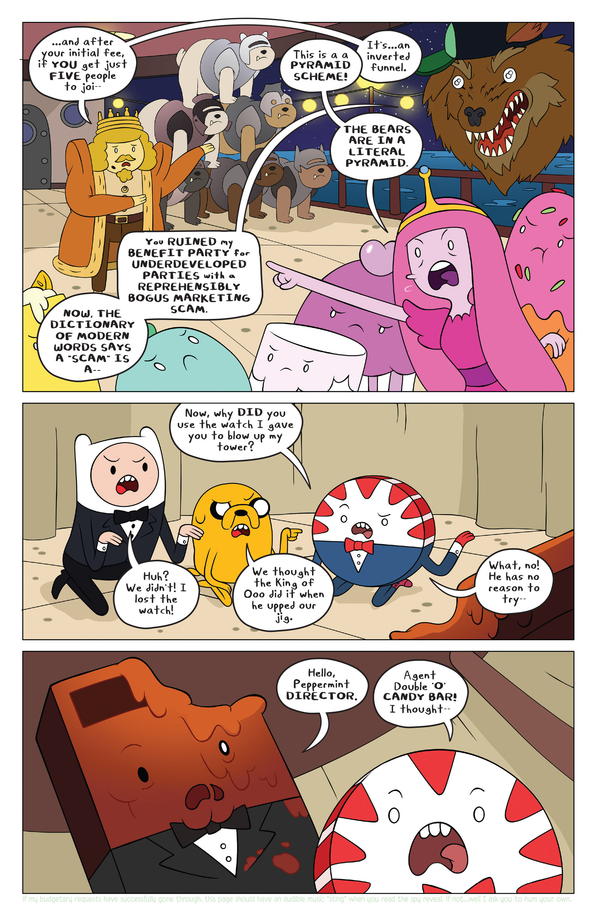 Adventure Time 44 Page 10