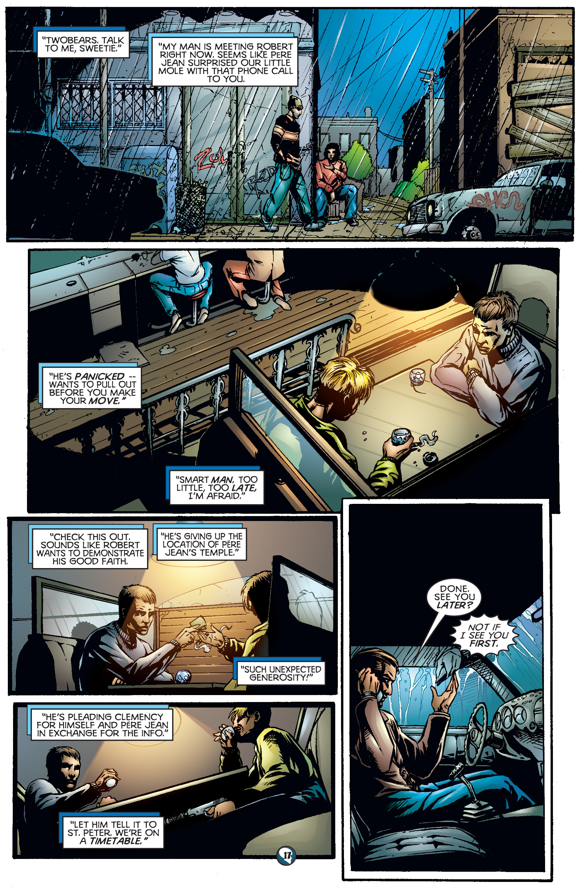 Read online Shadowman (1997) comic -  Issue #17 - 14