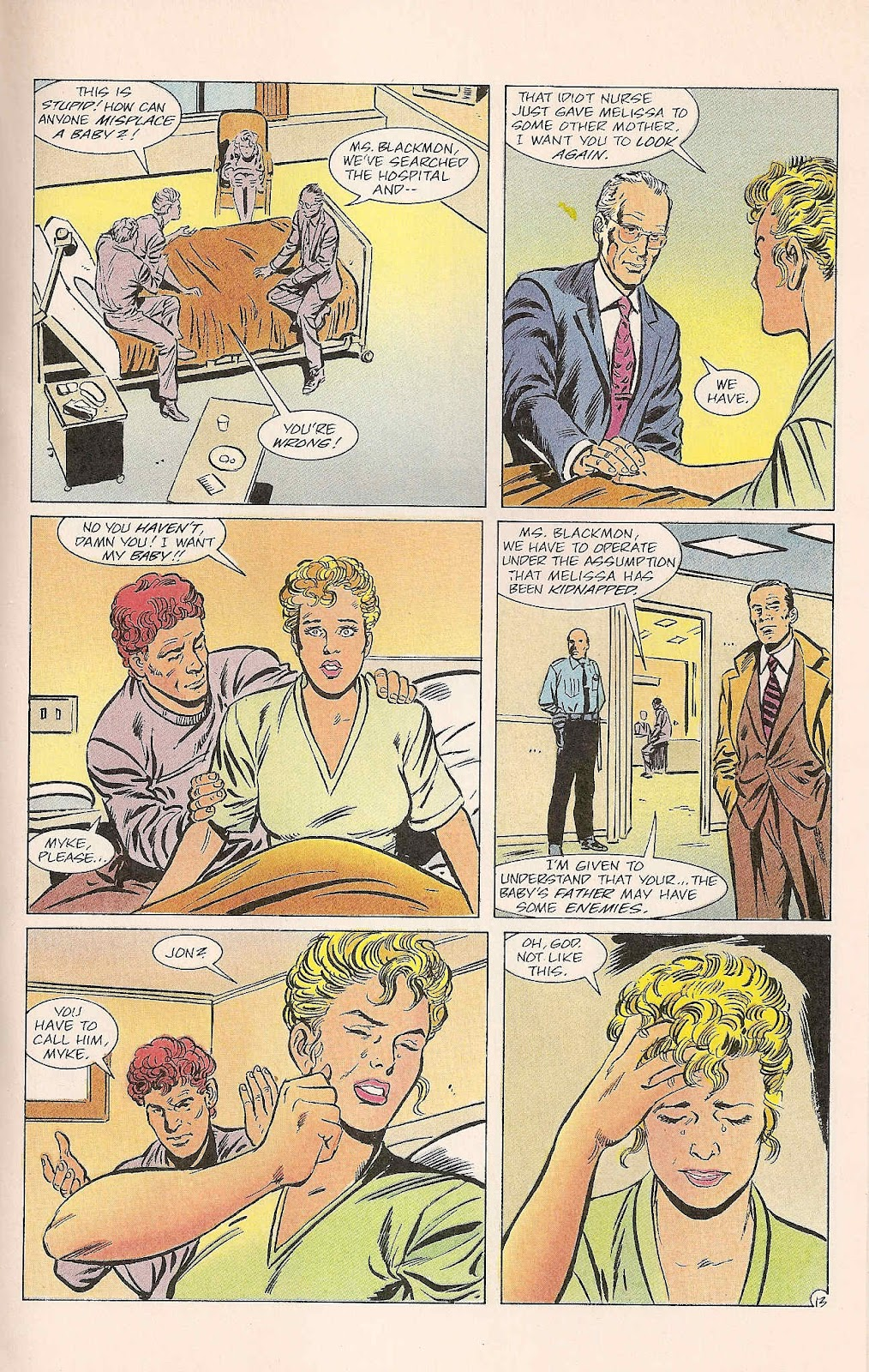 Sable issue 25 - Page 17