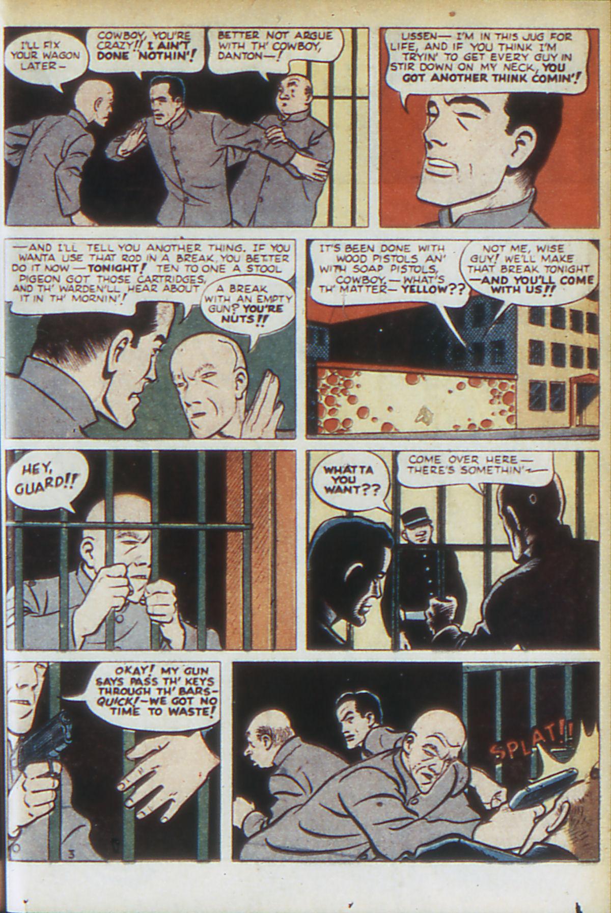 Read online Adventure Comics (1938) comic -  Issue #64 - 44
