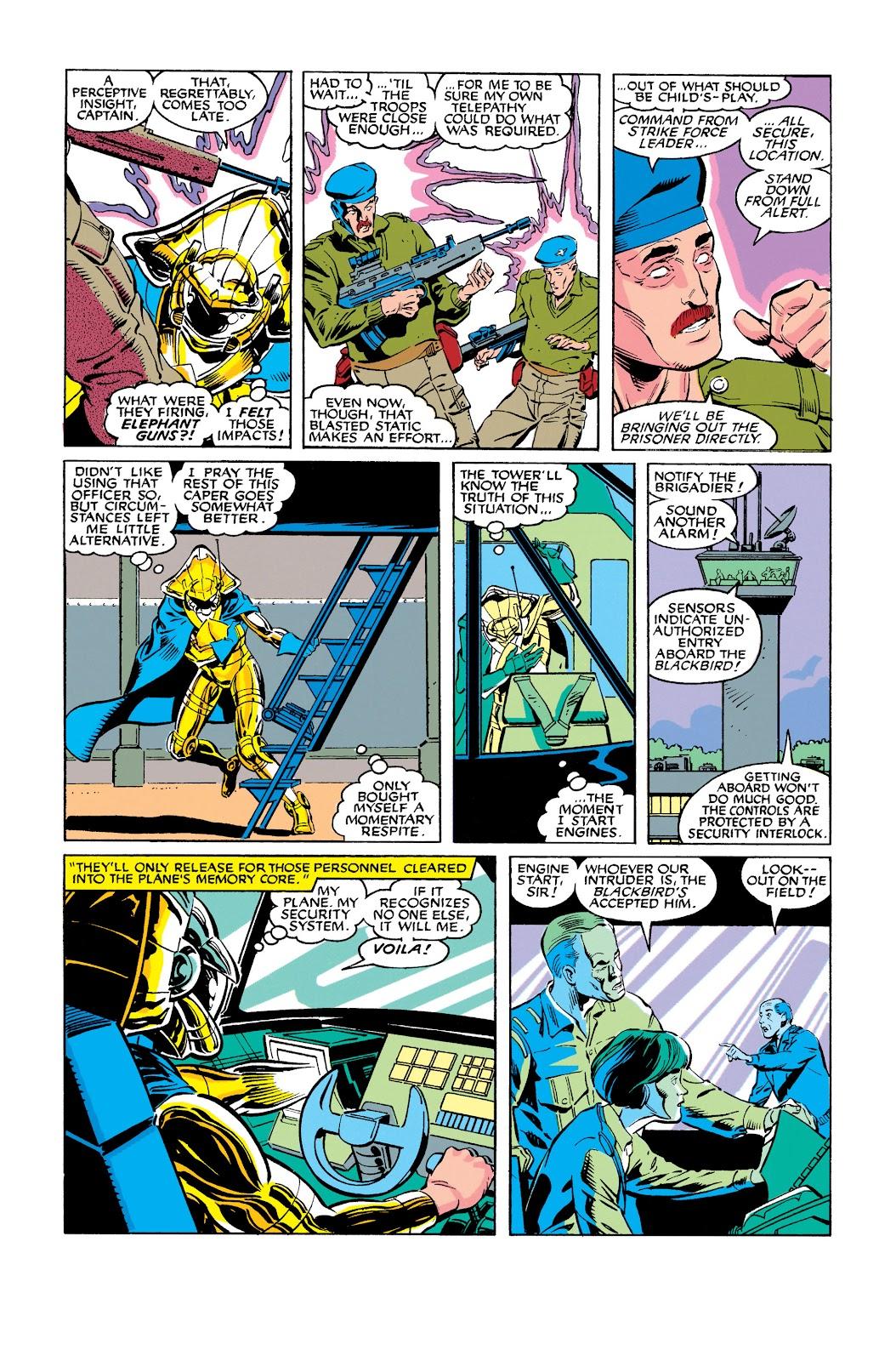 Uncanny X-Men (1963) issue 278 - Page 7