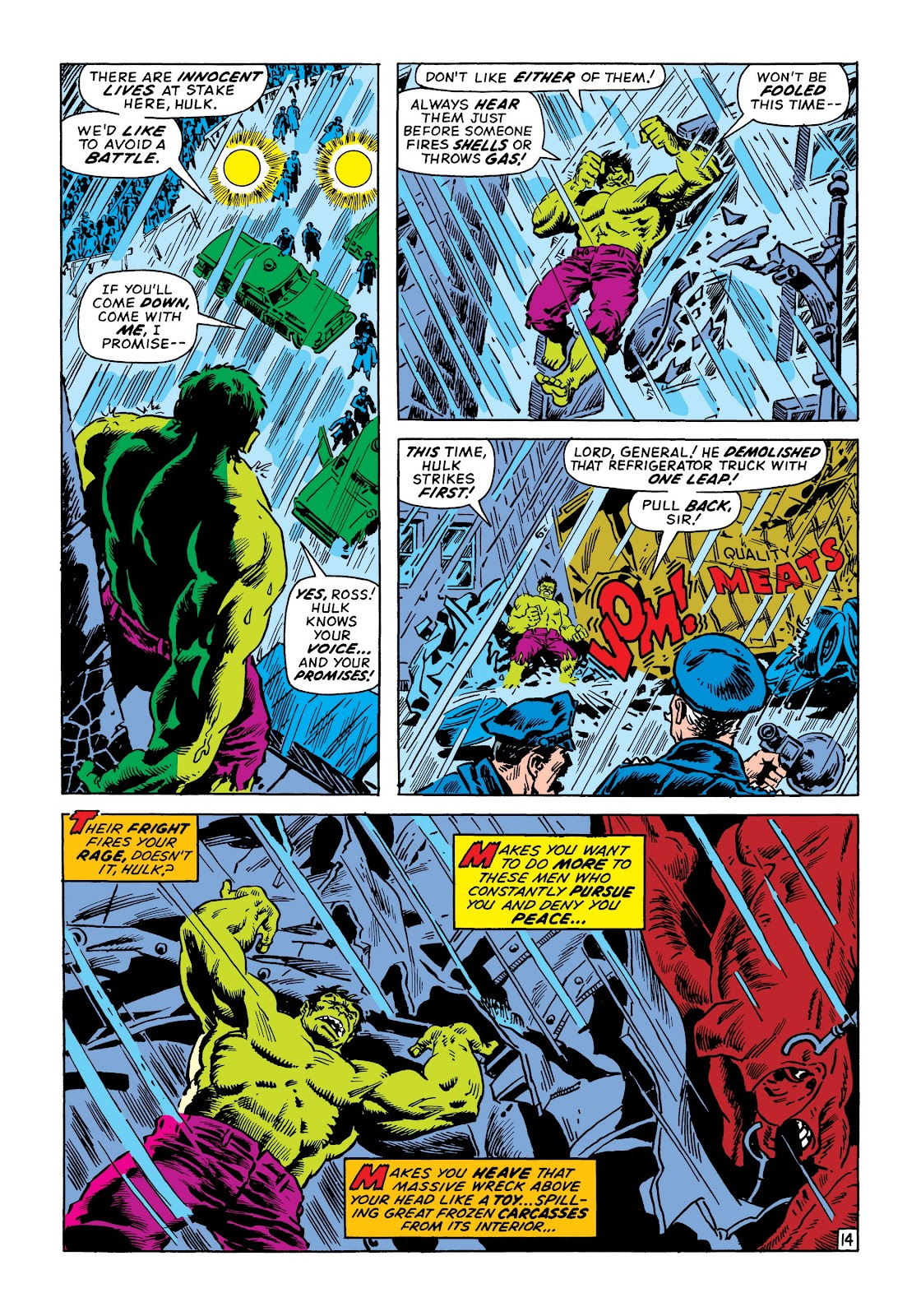 Read online Marvel Masterworks: The Incredible Hulk comic -  Issue # TPB 8 (Part 2) - 66