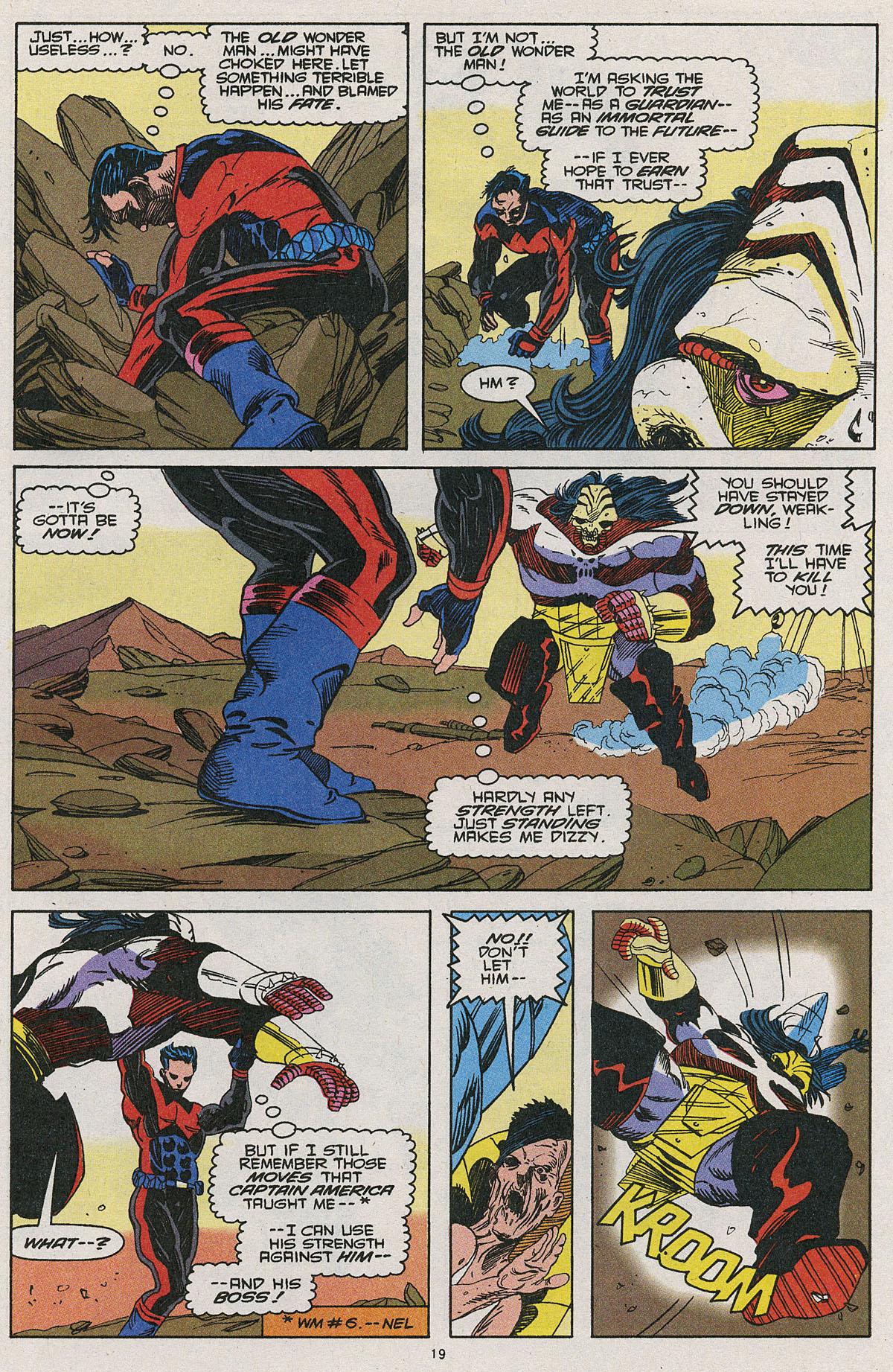 Read online Wonder Man (1991) comic -  Issue #27 - 15