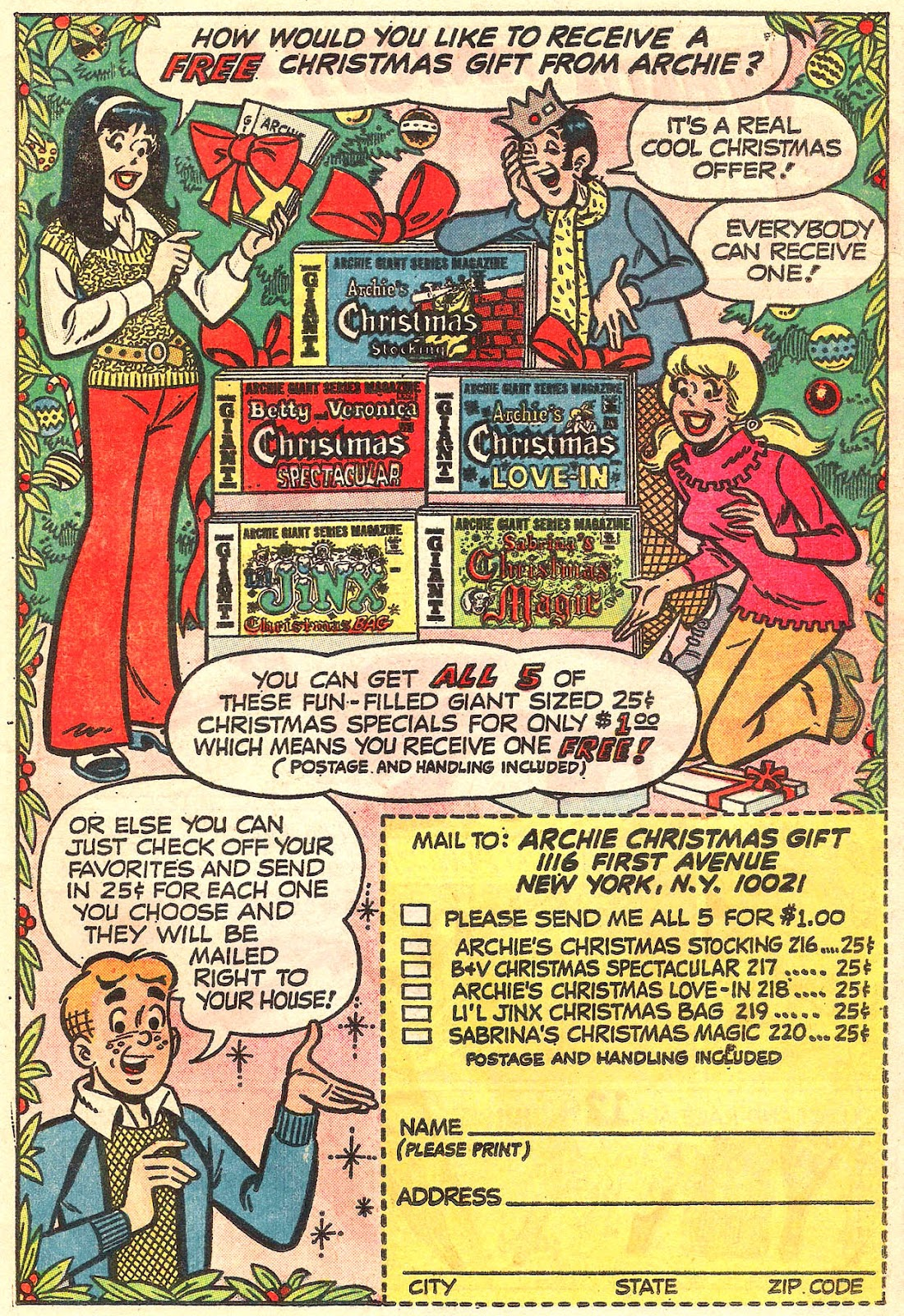 Sabrina The Teenage Witch (1971) Issue #16 #16 - English 11