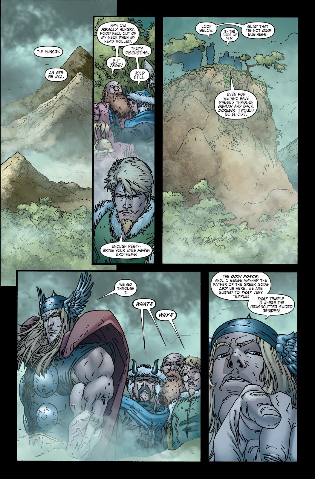 Read online Thor: Ragnaroks comic -  Issue # TPB (Part 2) - 5